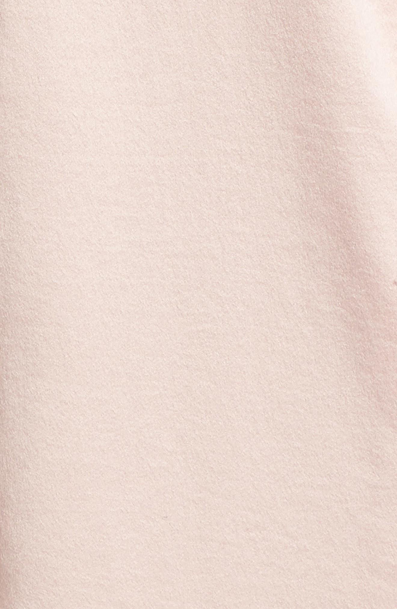 Ruffle Midi Dress,                             Alternate thumbnail 5, color,                             650