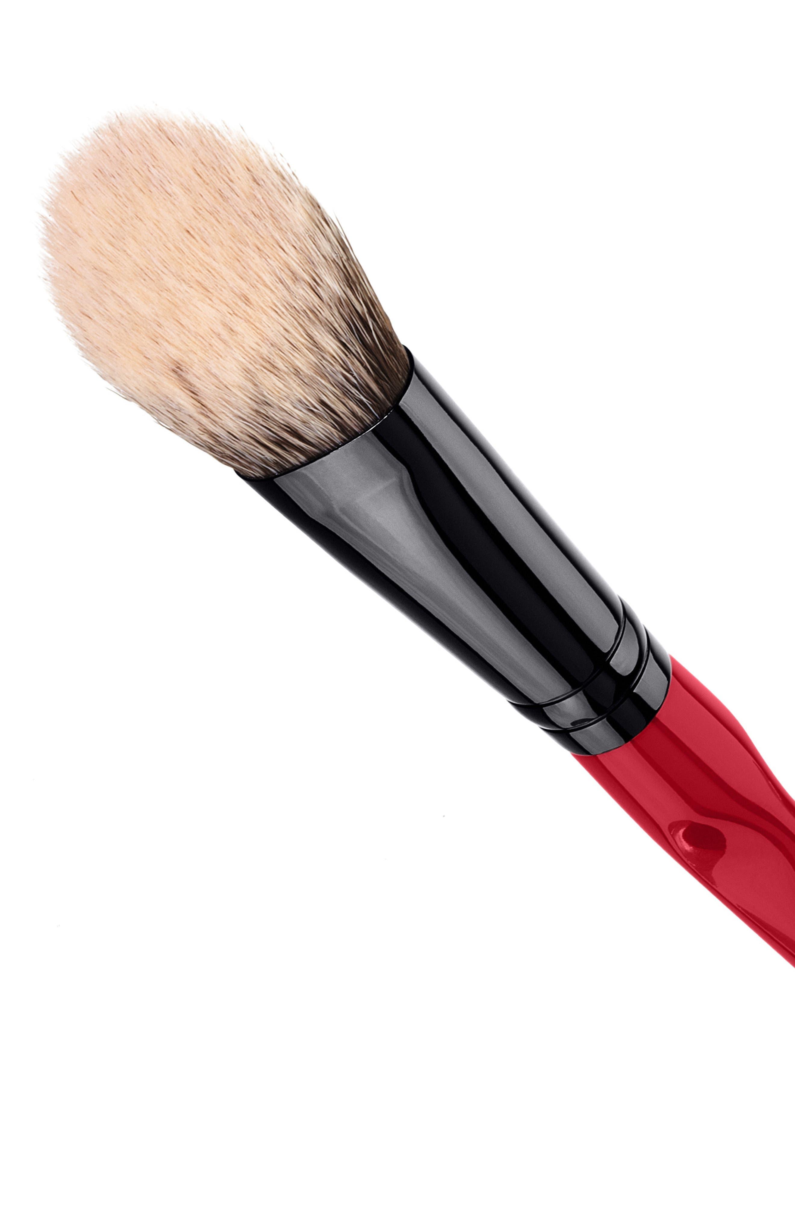 Angled Powder Brush,                             Alternate thumbnail 2, color,                             NO COLOR