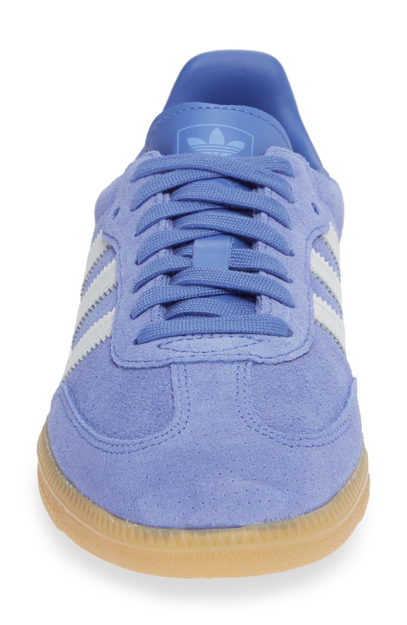Samba OG Low Top Sneaker,                             Alternate thumbnail 4, color,                             536