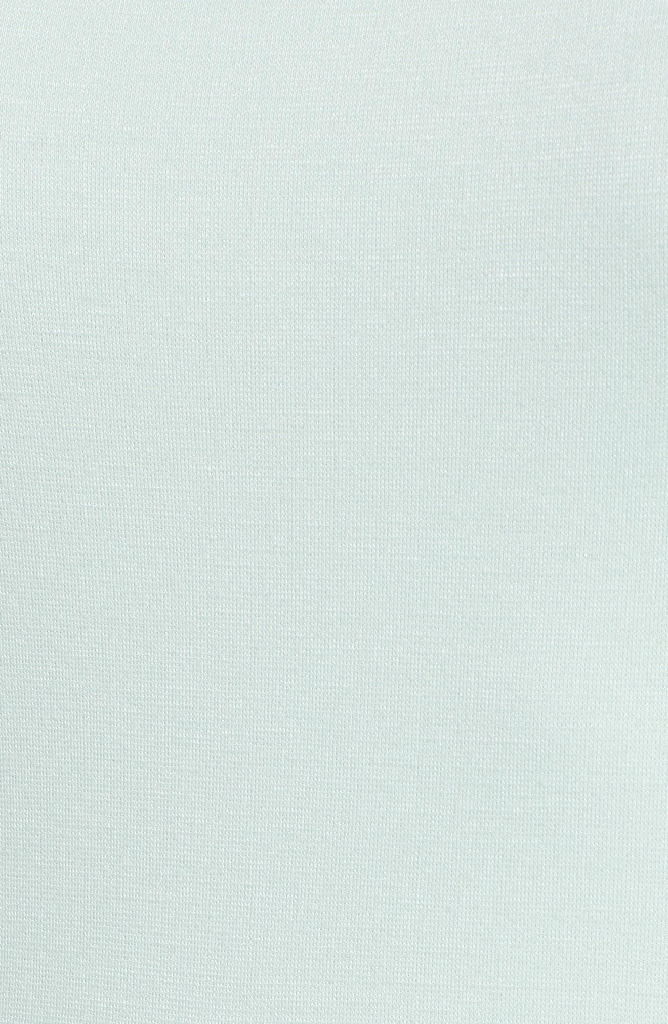 Stretch Knit Midi Dress,                             Alternate thumbnail 57, color,