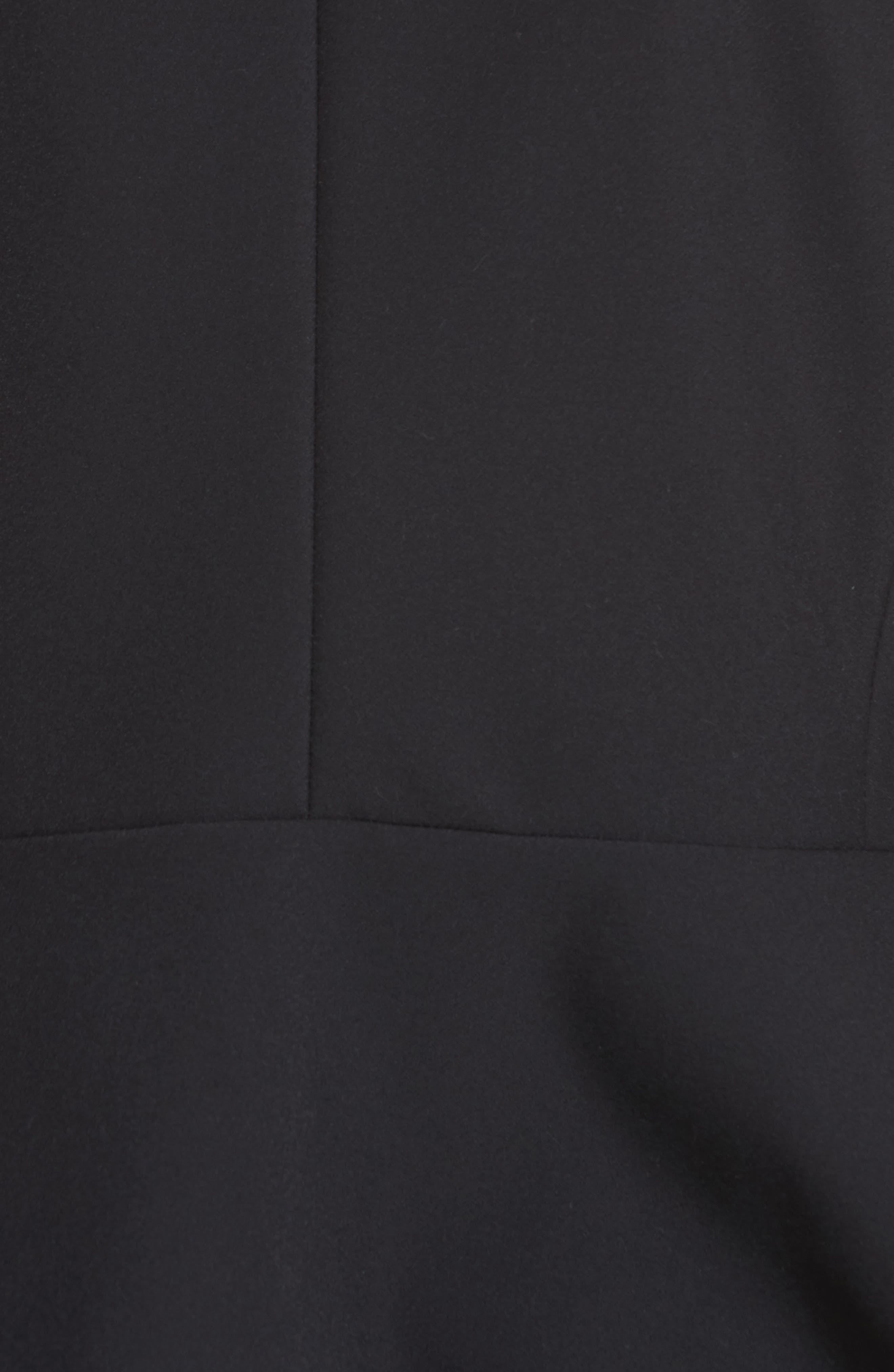 Ava Peplum Jacket,                             Alternate thumbnail 6, color,
