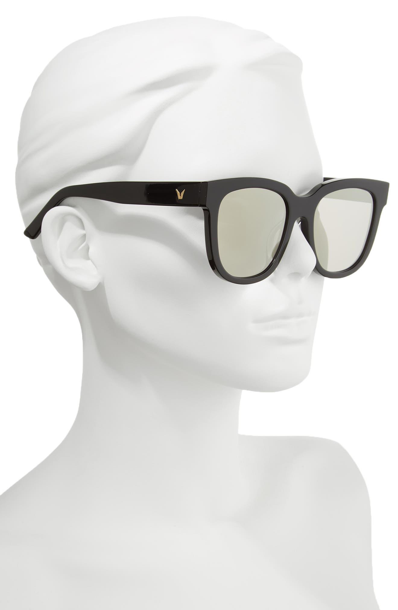 Salt 55mm Sunglasses,                             Alternate thumbnail 7, color,