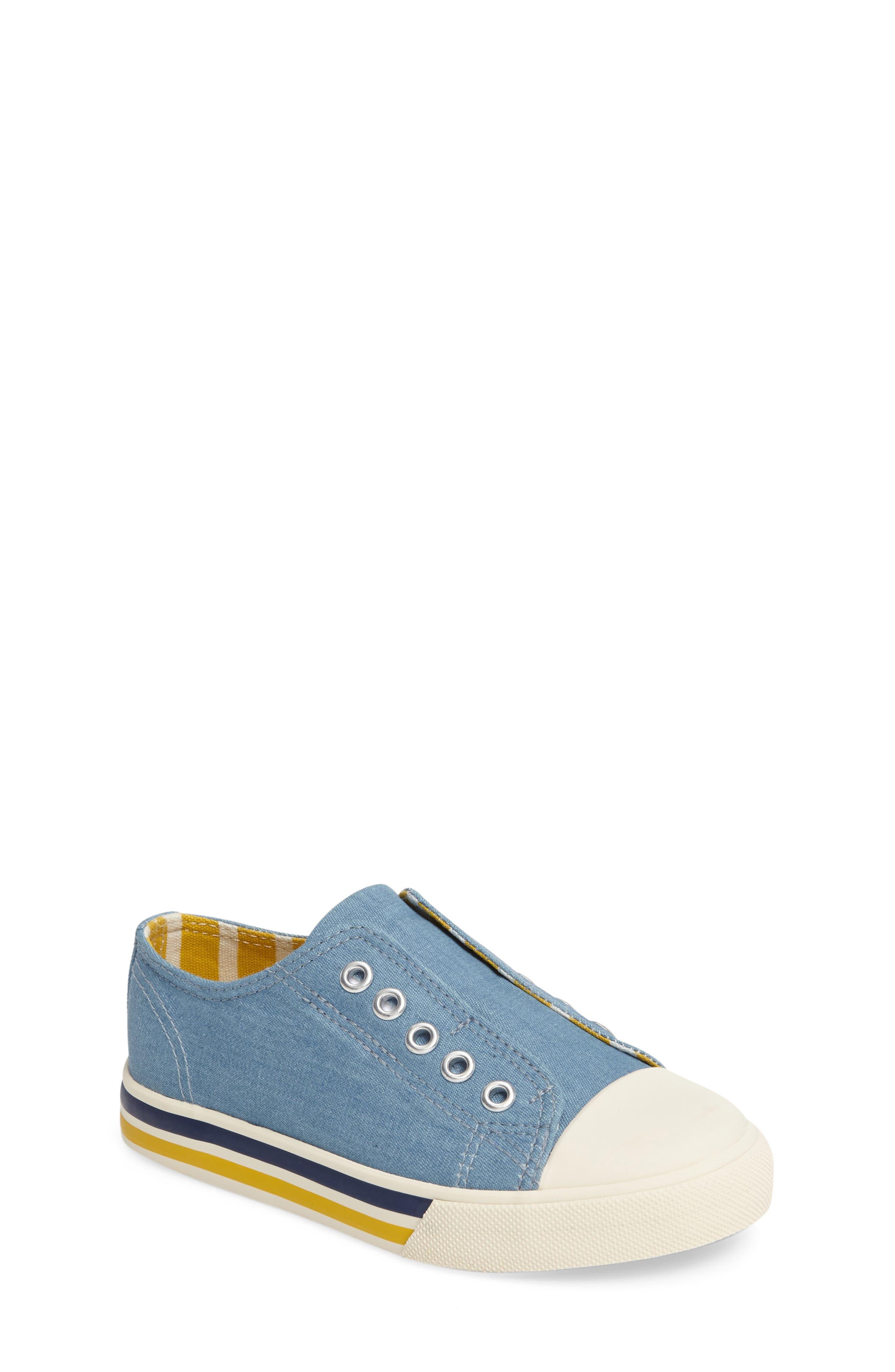 Laceless Sneaker,                             Main thumbnail 2, color,