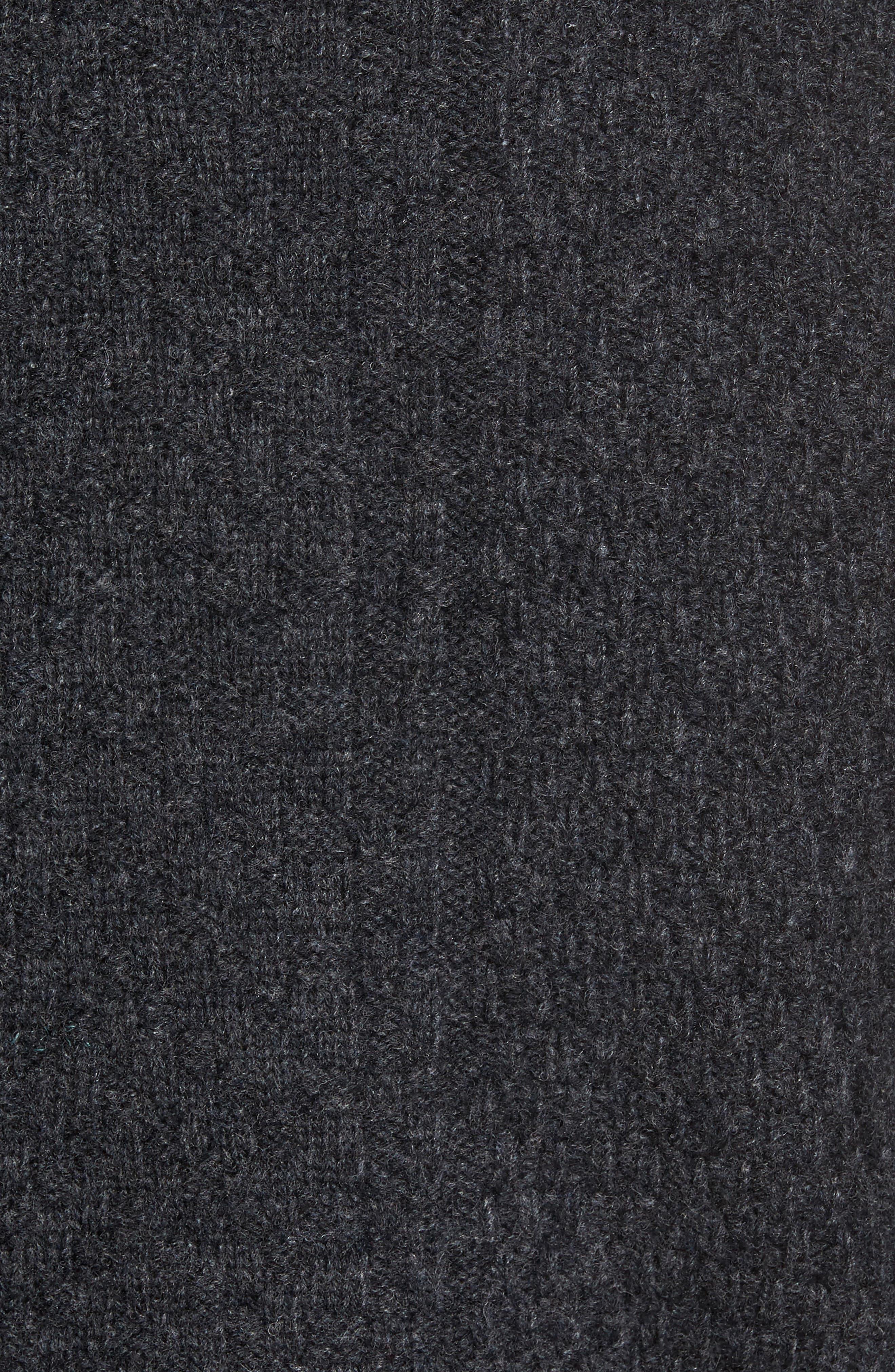 Wool Crewneck Sweater,                             Alternate thumbnail 5, color,                             020