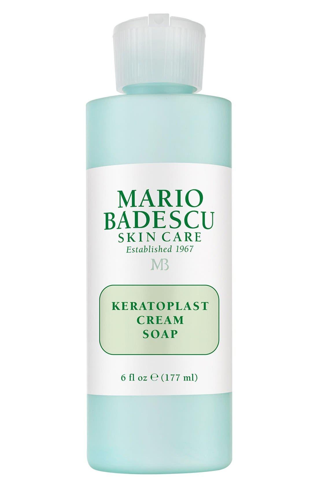 'Keratoplast' Cream Soap,                             Main thumbnail 1, color,                             NO COLOR