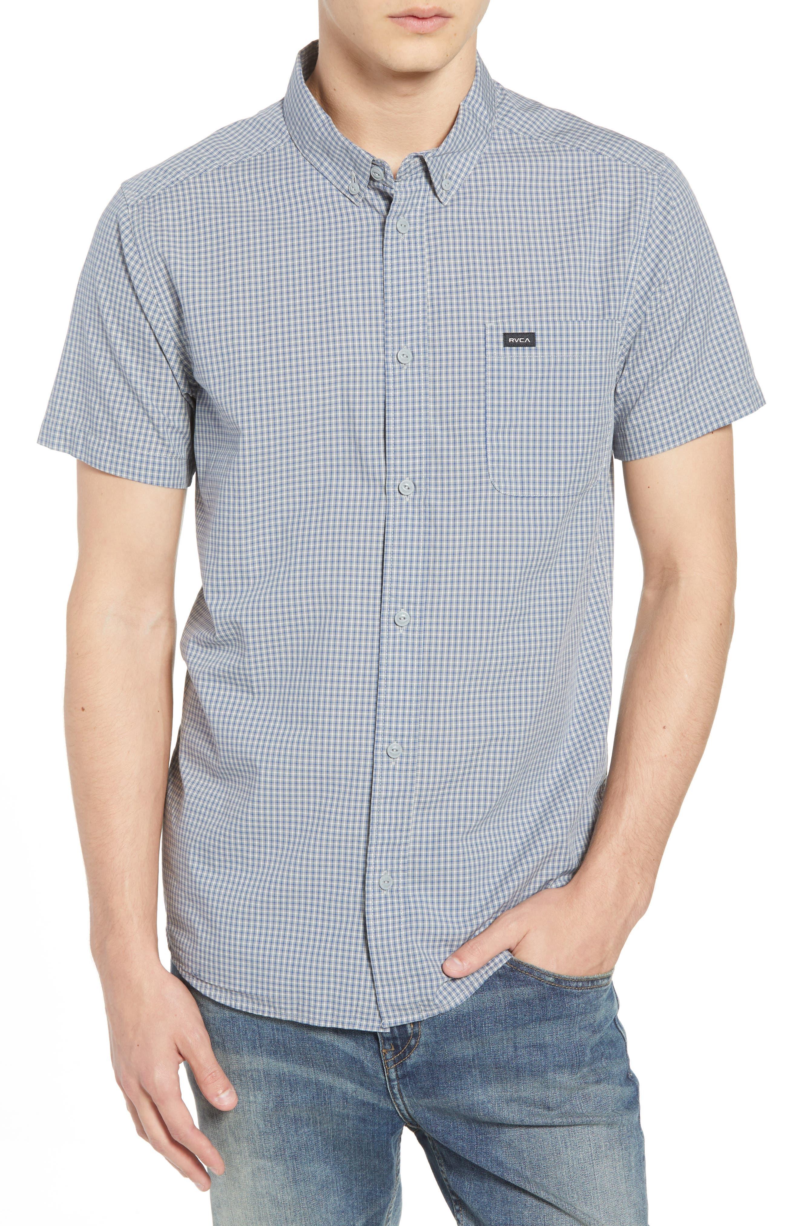 Staple Woven Shirt,                         Main,                         color, 026