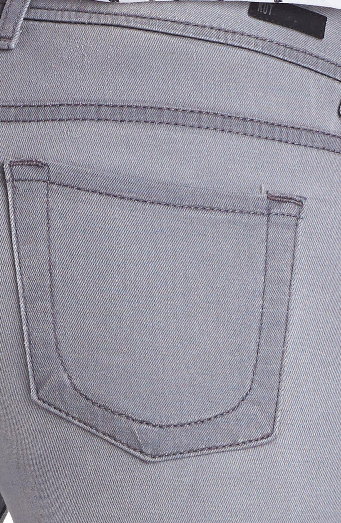 'Catherine' Slim Boyfriend Jeans,                             Alternate thumbnail 5, color,                             020