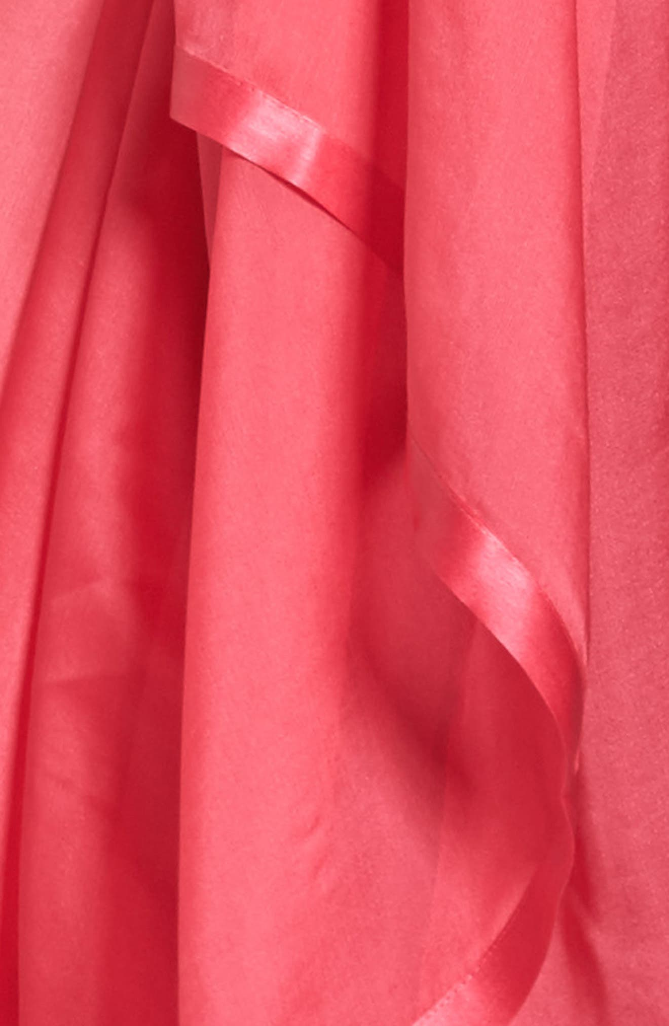 Satin Border Silk Wrap,                             Alternate thumbnail 48, color,