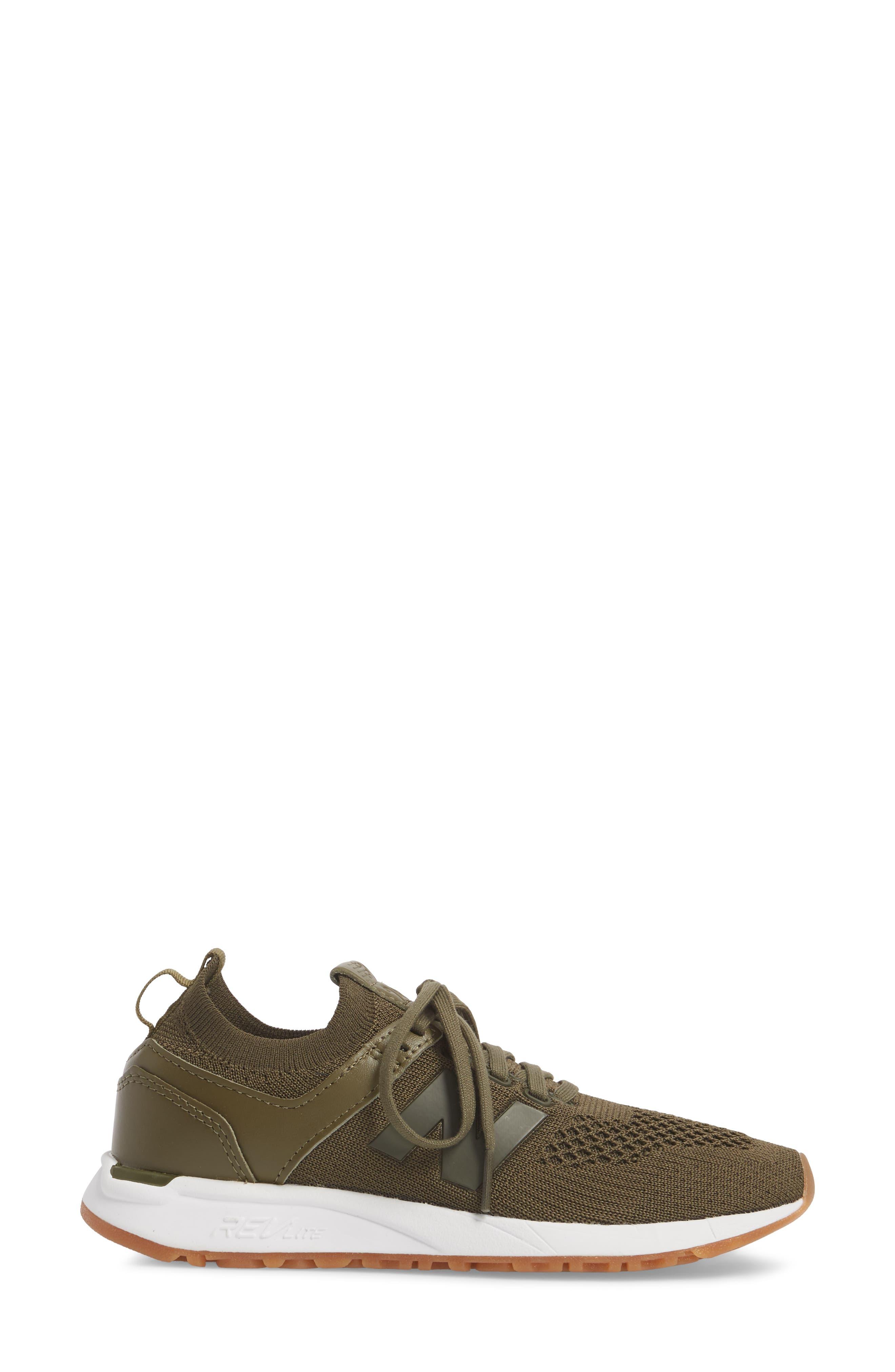 247 Decon Knit Sneaker,                             Alternate thumbnail 9, color,
