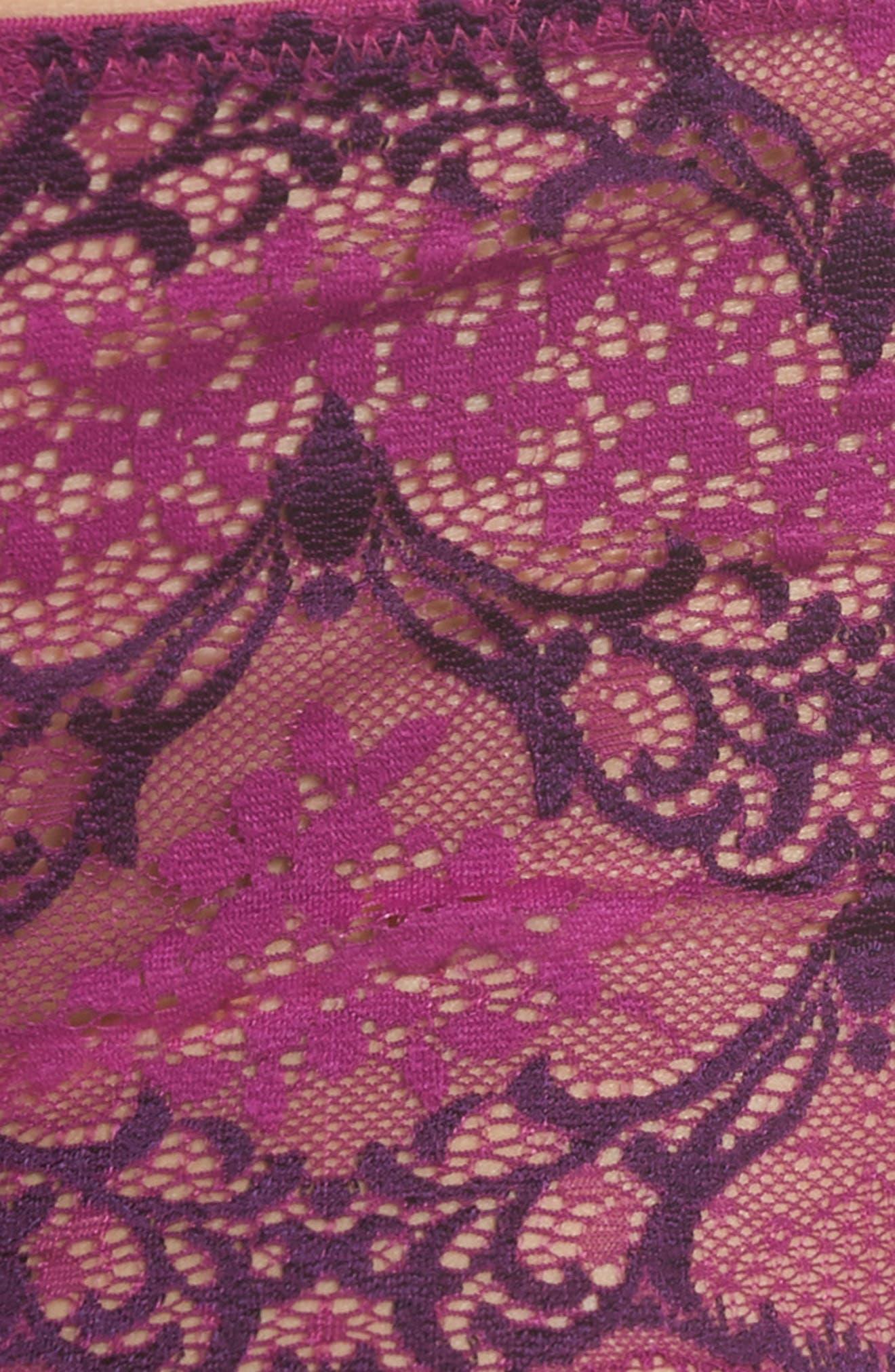 Lace Impression Boyshorts,                             Alternate thumbnail 20, color,