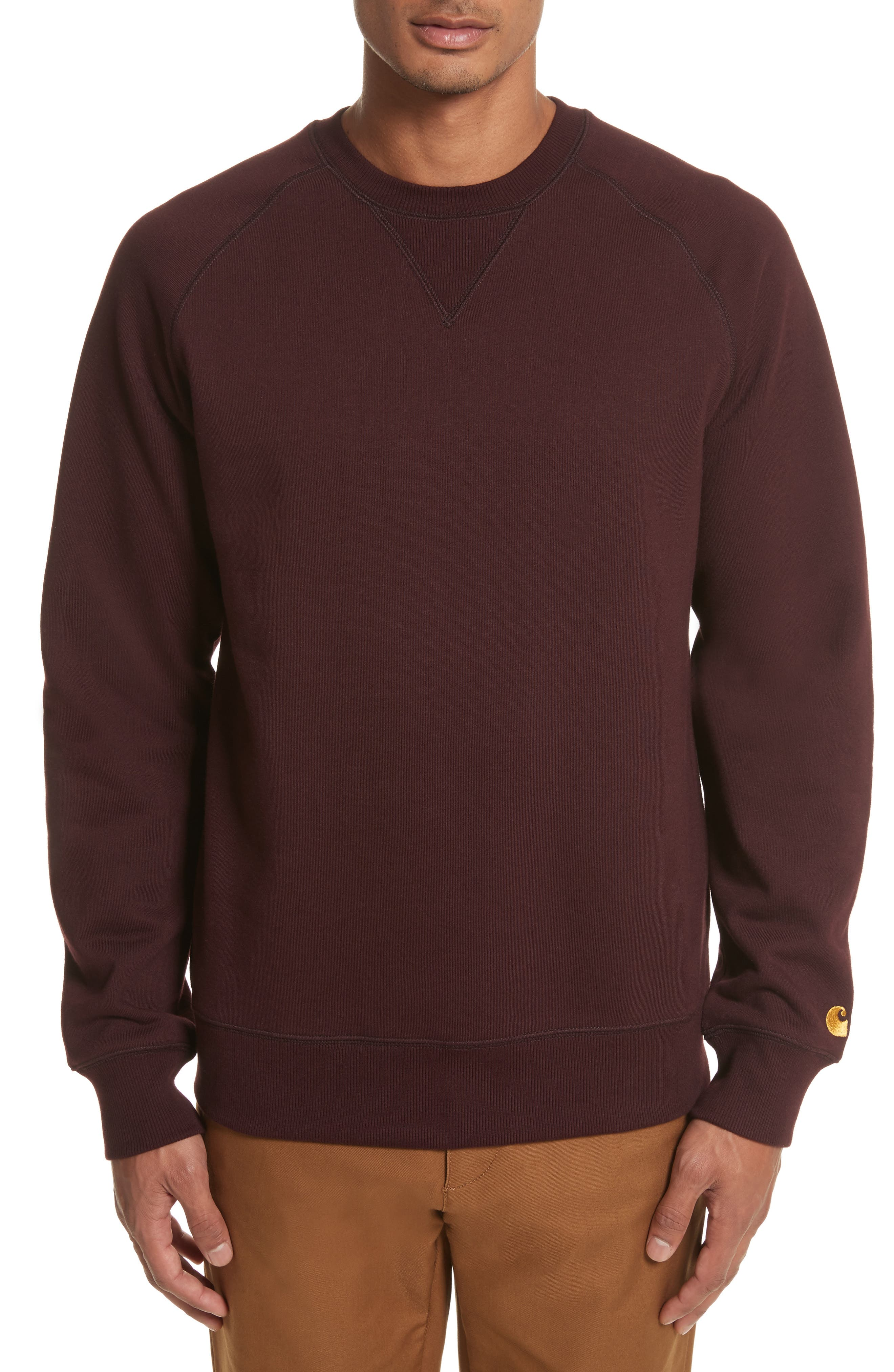 Crewneck Sweatshirt,                             Main thumbnail 1, color,                             930