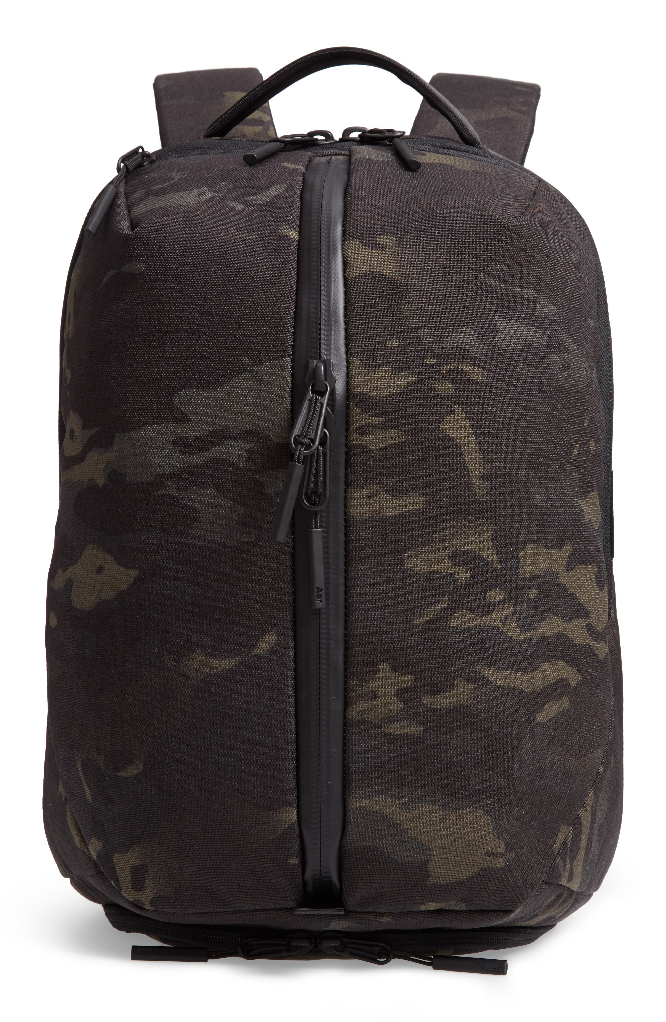 Fit Pack 2 Backpack,                         Main,                         color, BLACK CAMO