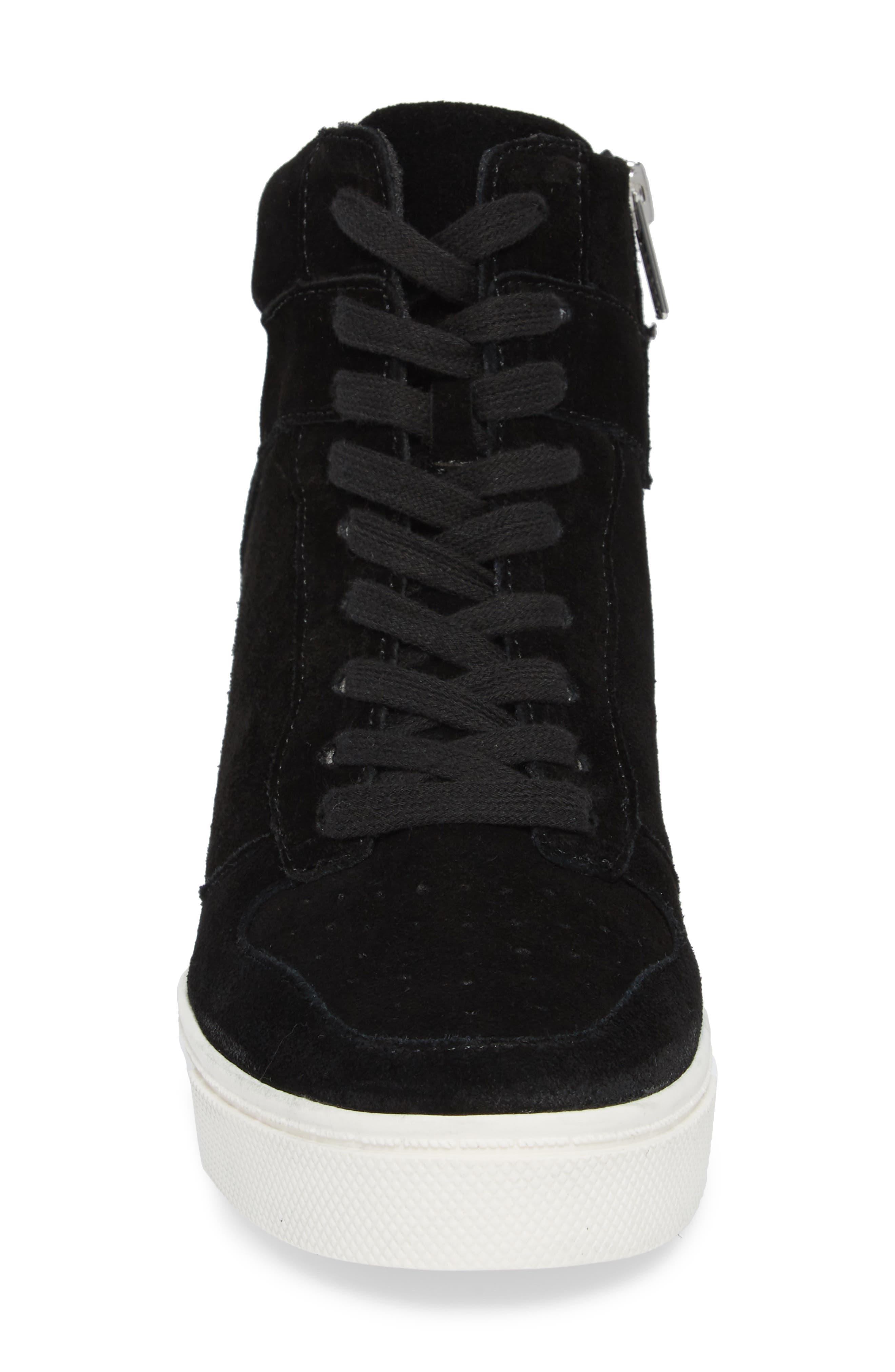 Noah Hidden Wedge Sneaker,                             Alternate thumbnail 4, color,                             006