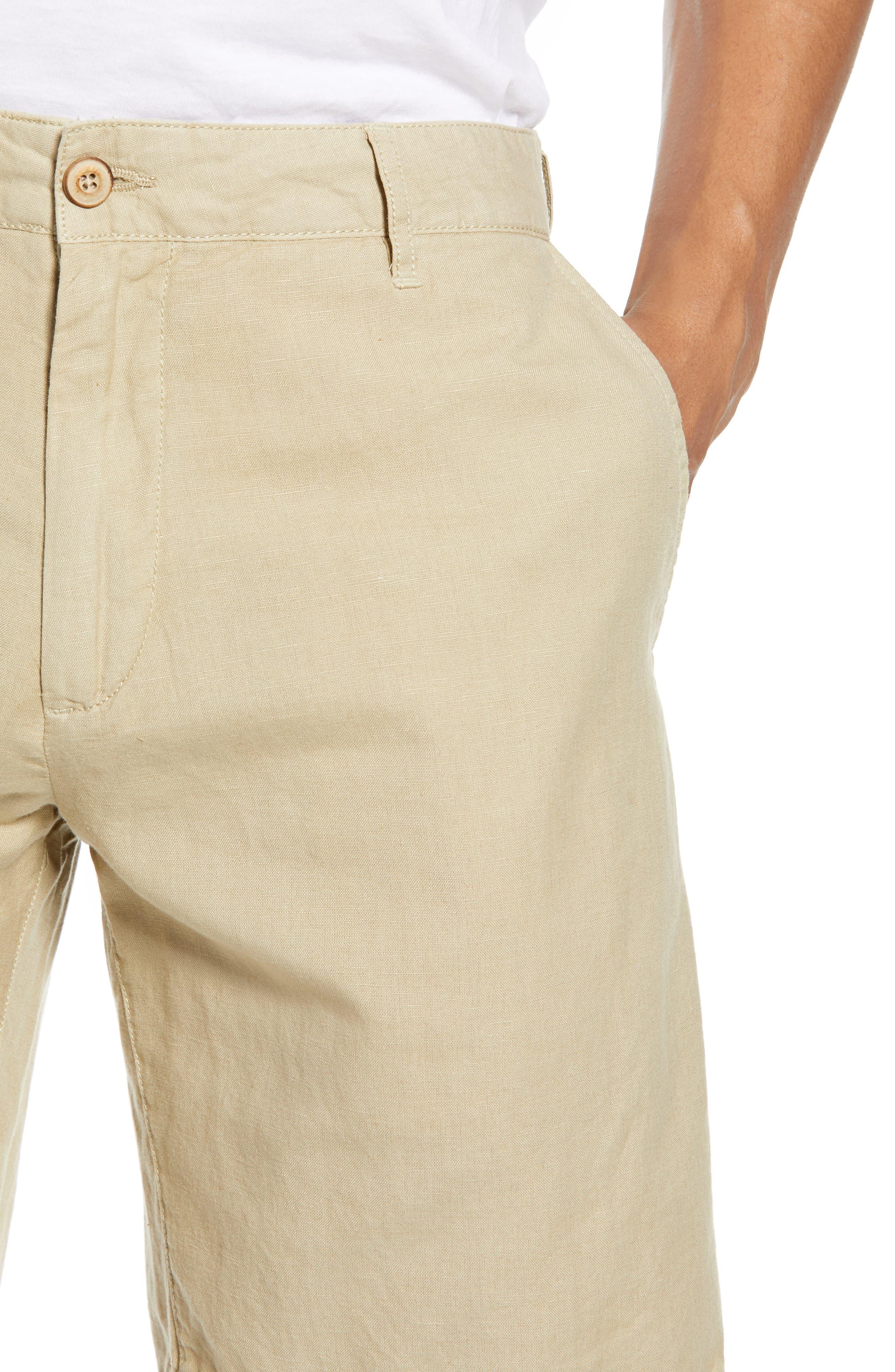 Malibu Shorts,                             Alternate thumbnail 4, color,                             KHAKI