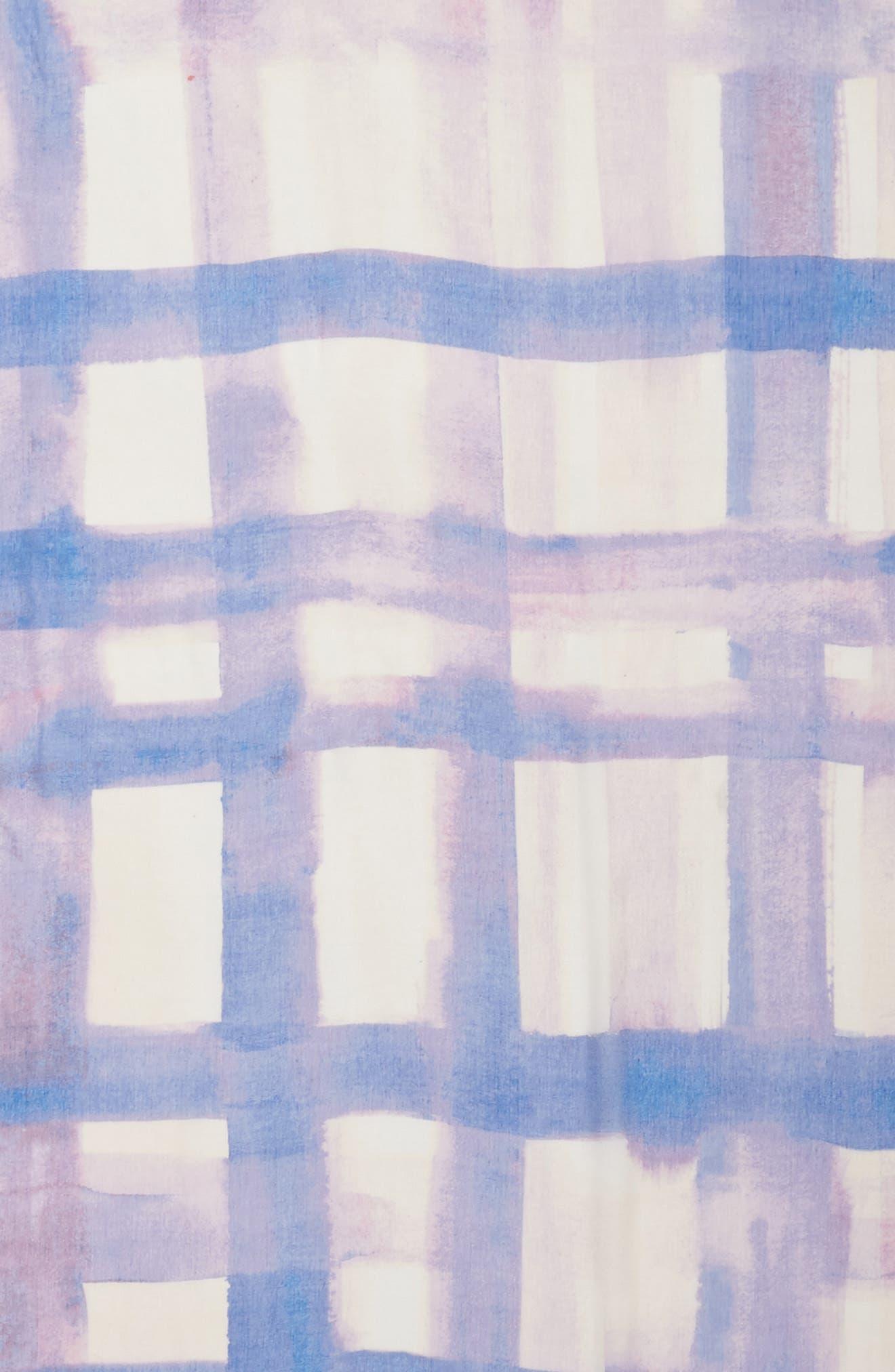 Print Modal & Silk Scarf,                             Alternate thumbnail 60, color,