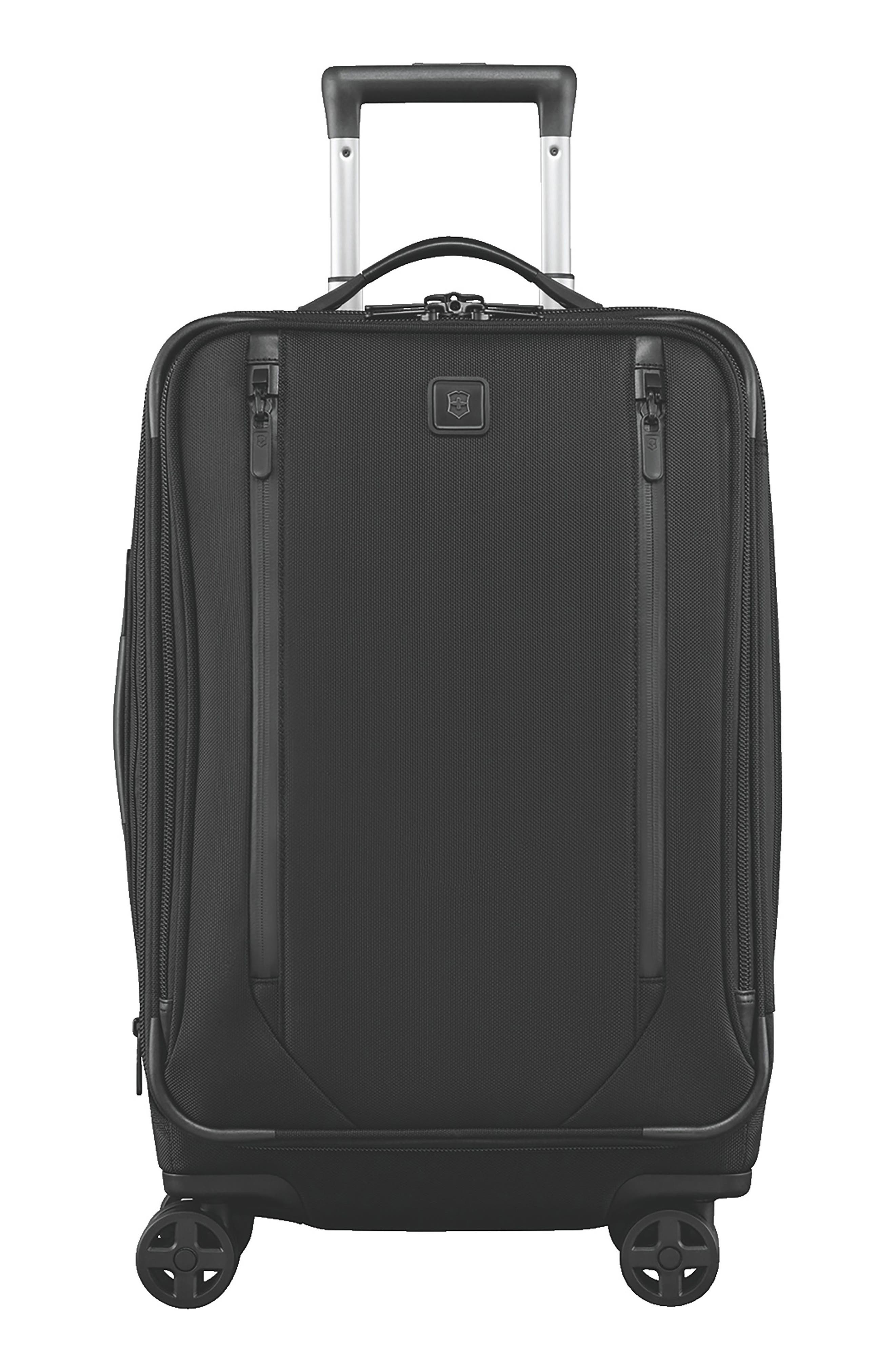Lexicon 2.0 24-Inch Wheeled Suitcase,                             Alternate thumbnail 4, color,                             BLACK