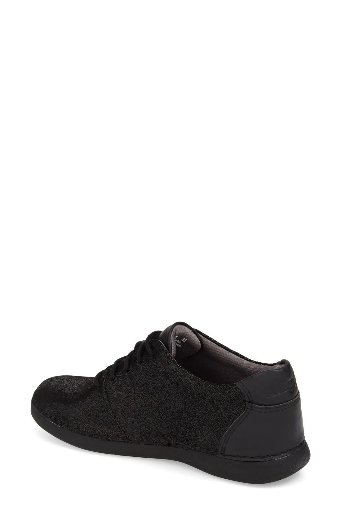 Essence Lace-Up Leather Oxford,                             Alternate thumbnail 41, color,