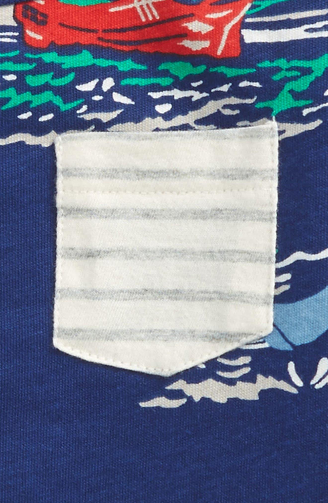 Reversible T-Shirt,                             Alternate thumbnail 3, color,