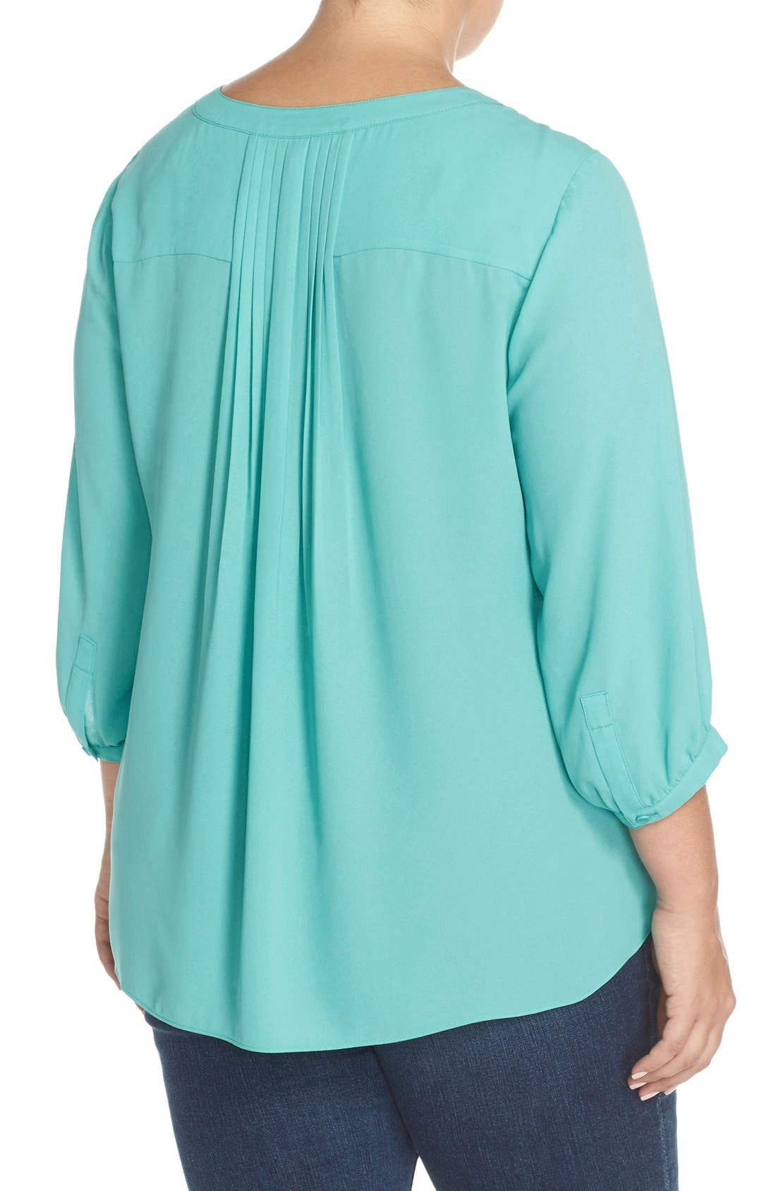 Henley Top,                             Alternate thumbnail 215, color,