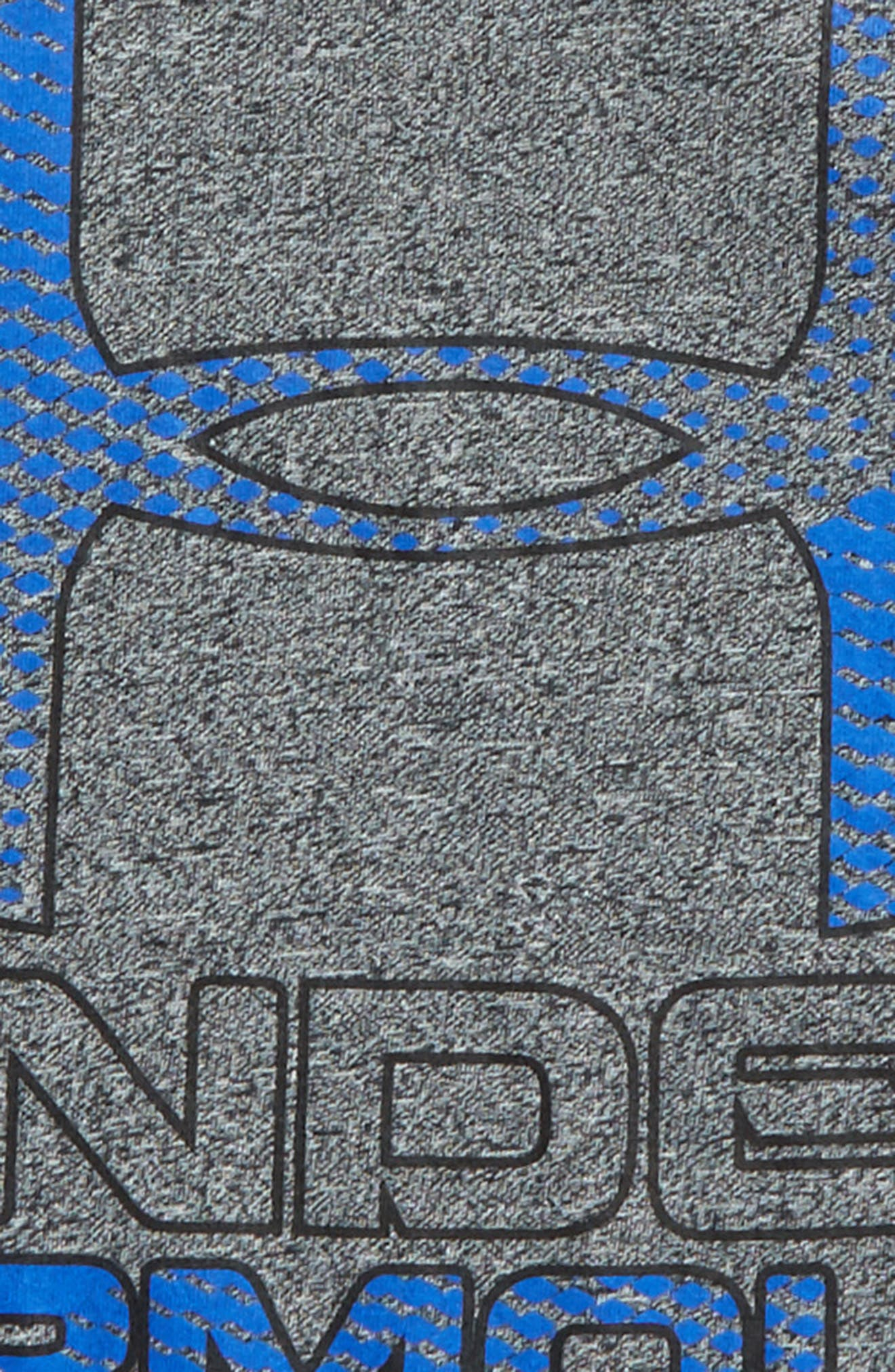 Big Logo Hybrid 2.0 HeatGear<sup>®</sup> T-Shirt,                             Alternate thumbnail 32, color,