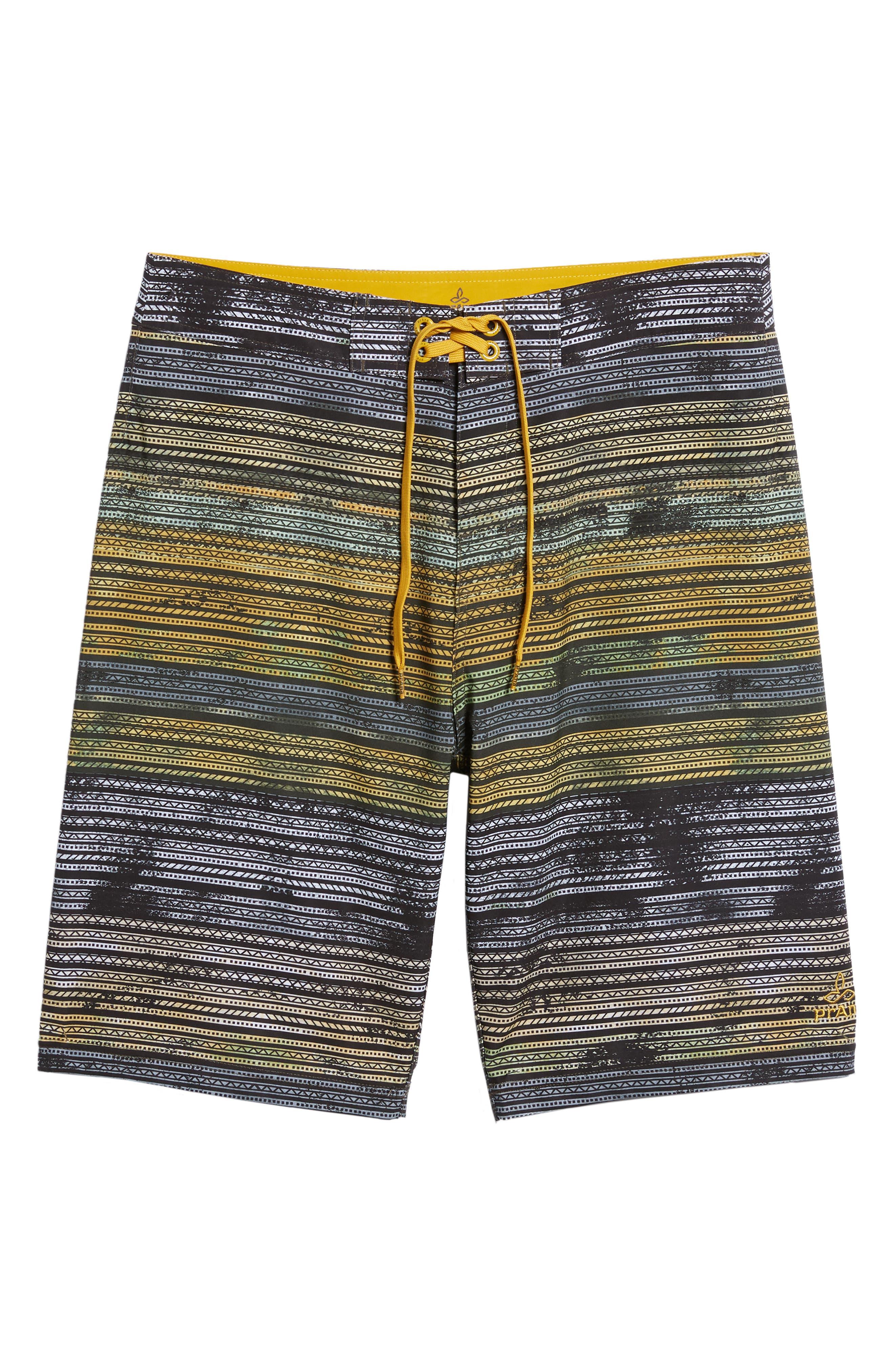 'Sediment' Stretch Board Shorts,                             Alternate thumbnail 79, color,