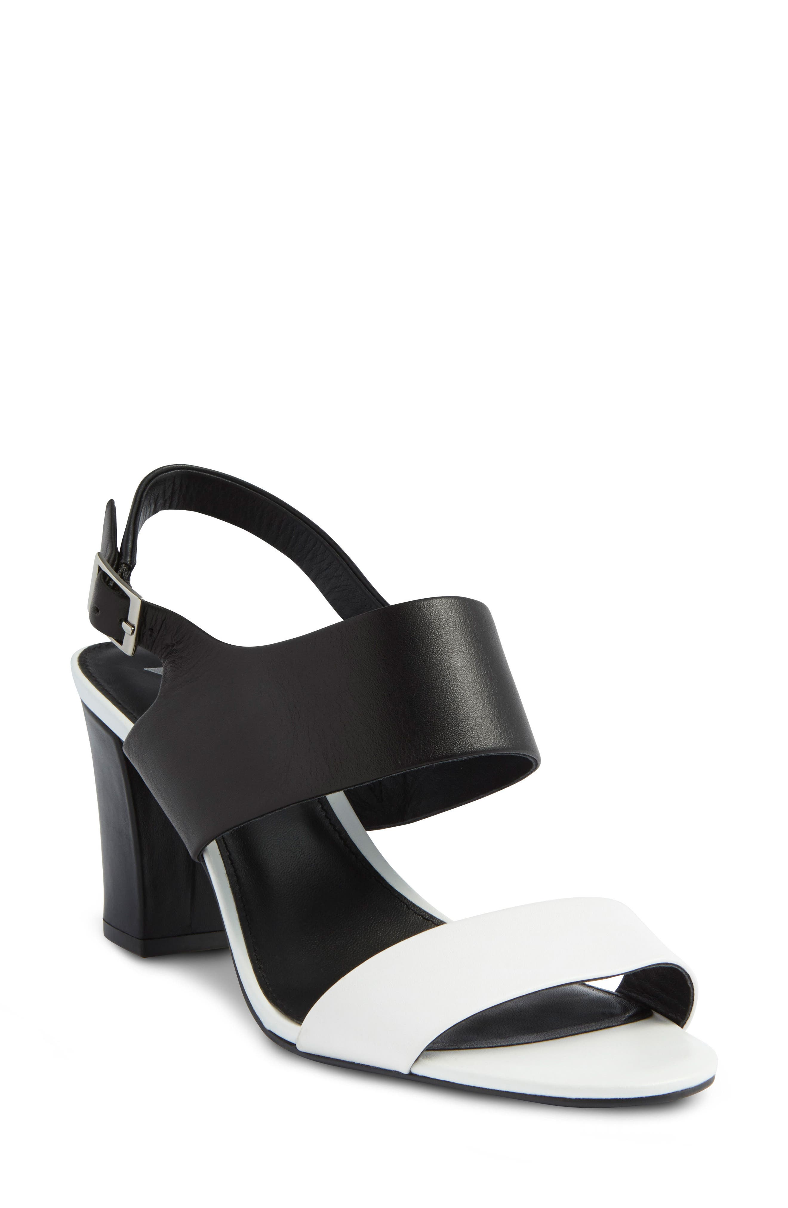 Strappy Sandal,                         Main,                         color, 001