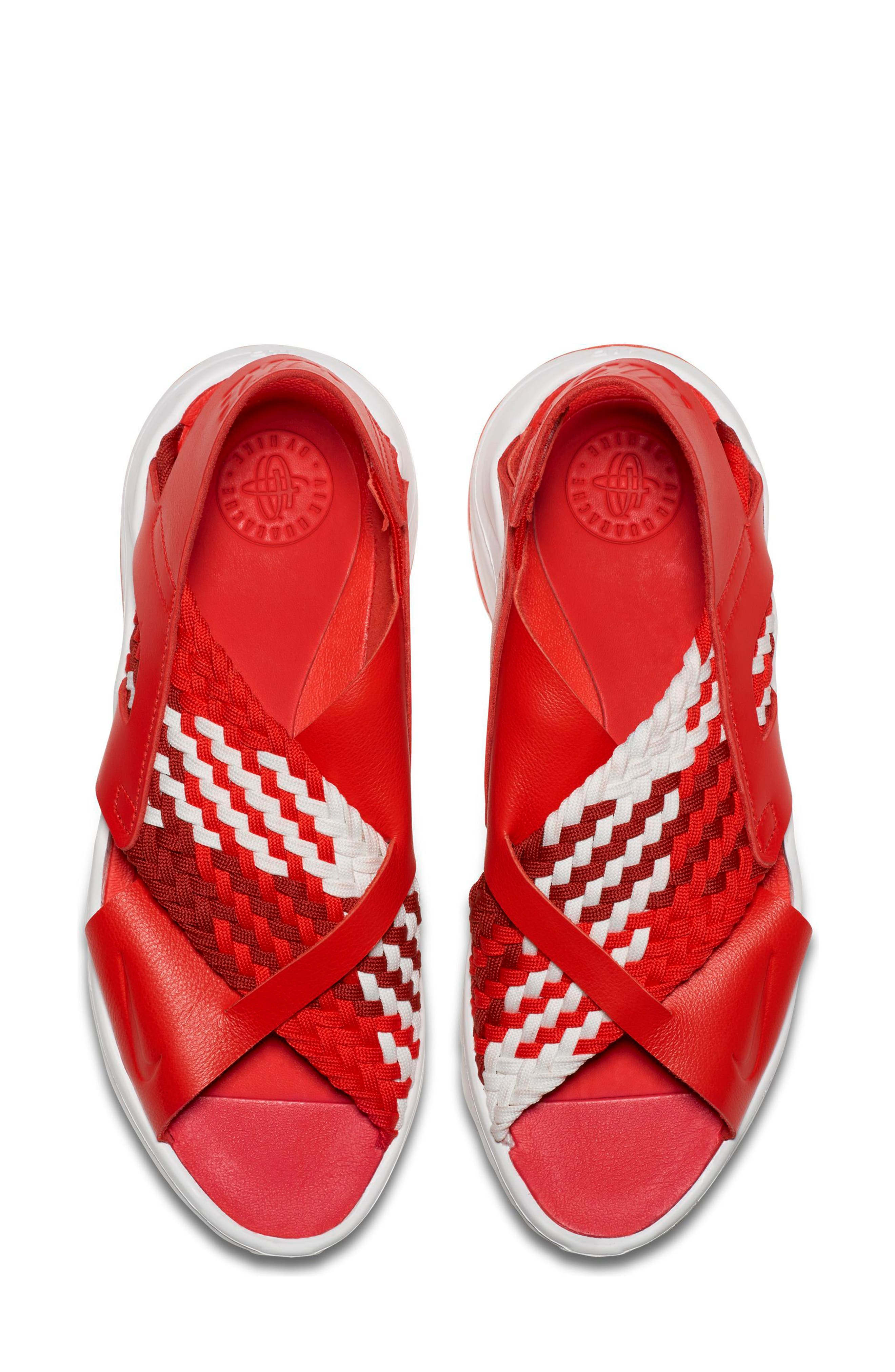 Air Huarache Ultra Sport Sandal,                             Alternate thumbnail 16, color,