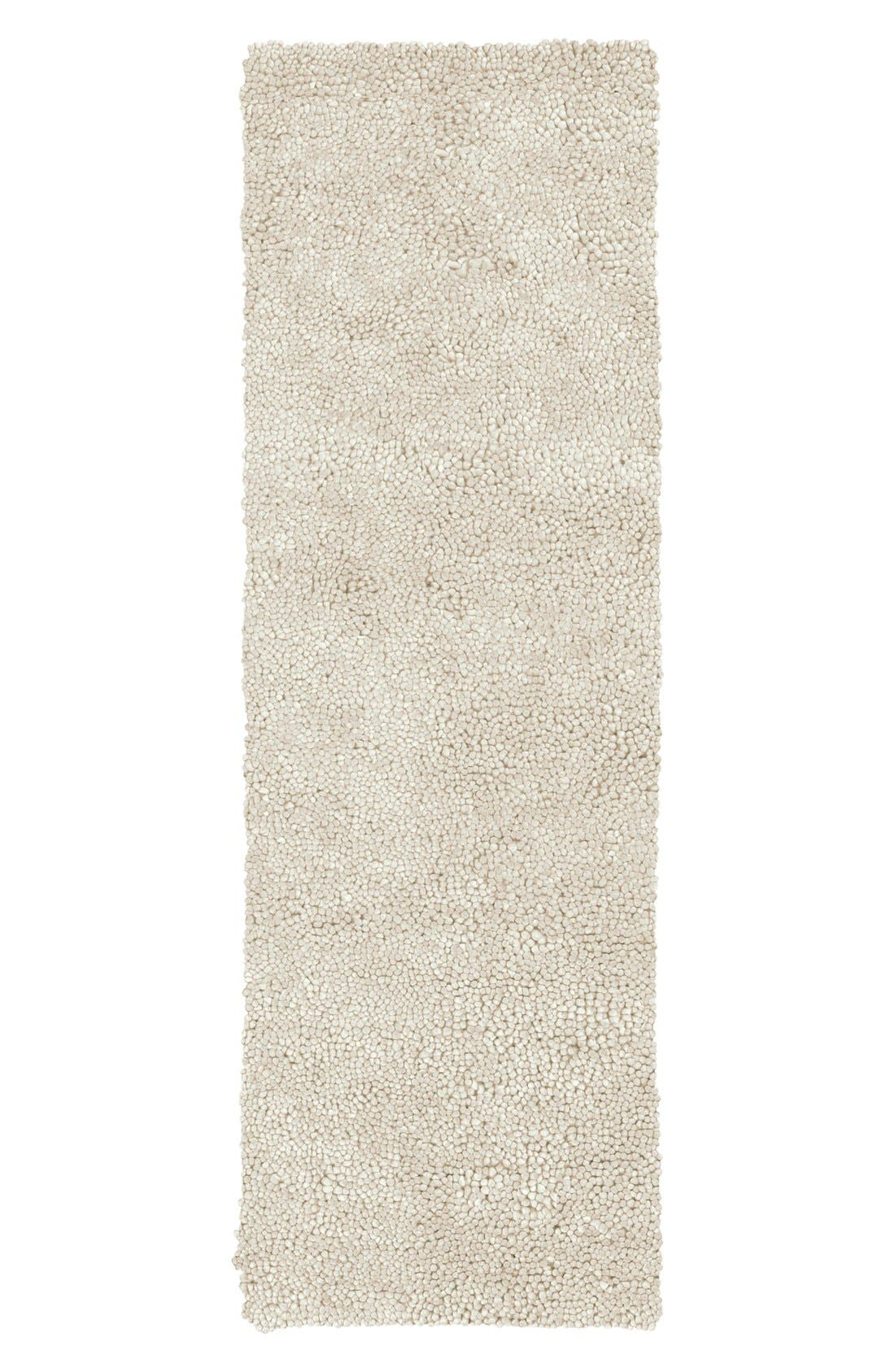 'Aros' Wool Rug,                             Alternate thumbnail 2, color,                             IVORY