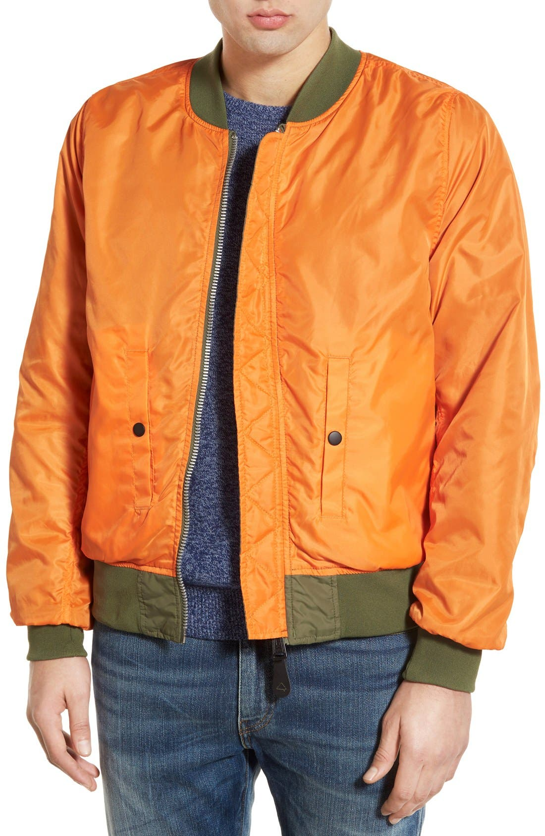 LB-2 Scout Reversible Flight Jacket,                             Alternate thumbnail 30, color,