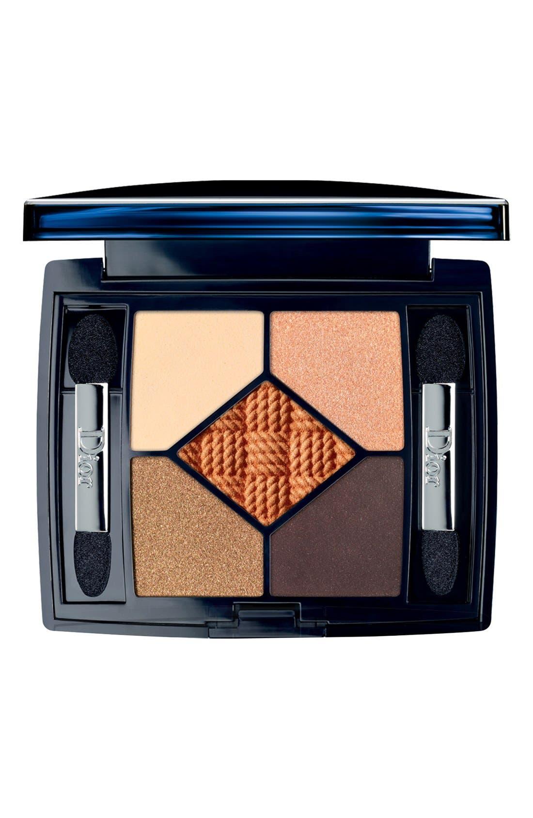 'Transatlantique - 5 Couleurs' Eyeshadow Palette,                         Main,                         color, 250