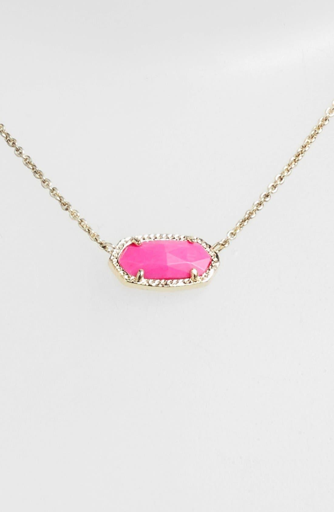 'Elisa' Pendant Necklace,                             Main thumbnail 27, color,