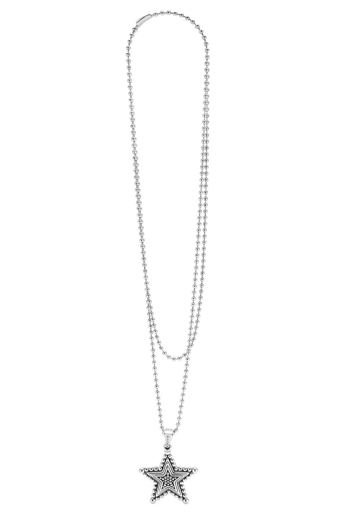 'Rare Celestial' Multistrand Pendant Necklace,                         Main,                         color, 043