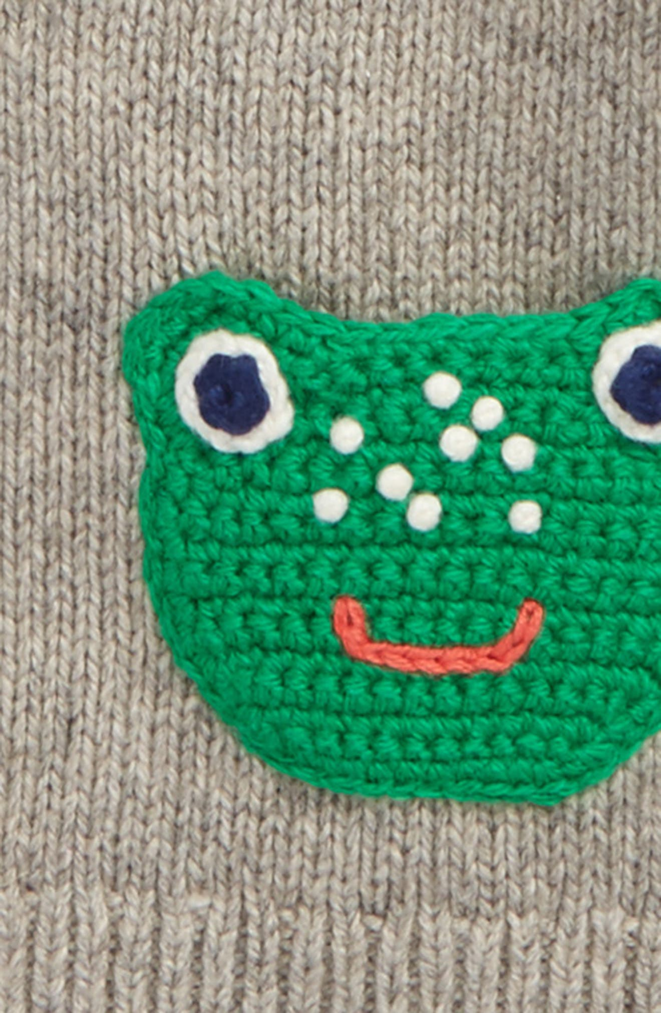 Crochet Friends Cardigan,                             Alternate thumbnail 2, color,                             034