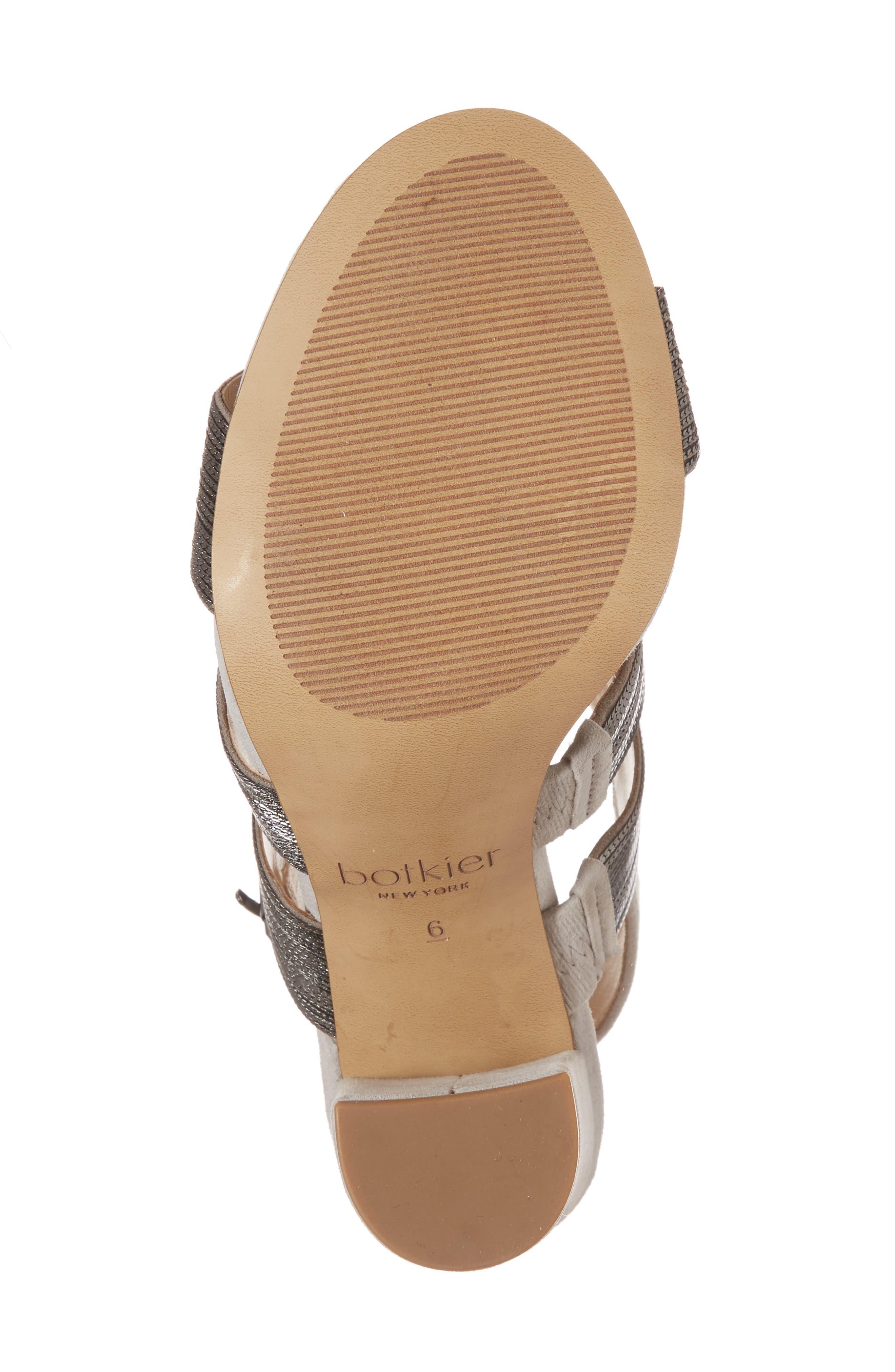 Genesa Chain Slingback Sandal,                             Alternate thumbnail 12, color,