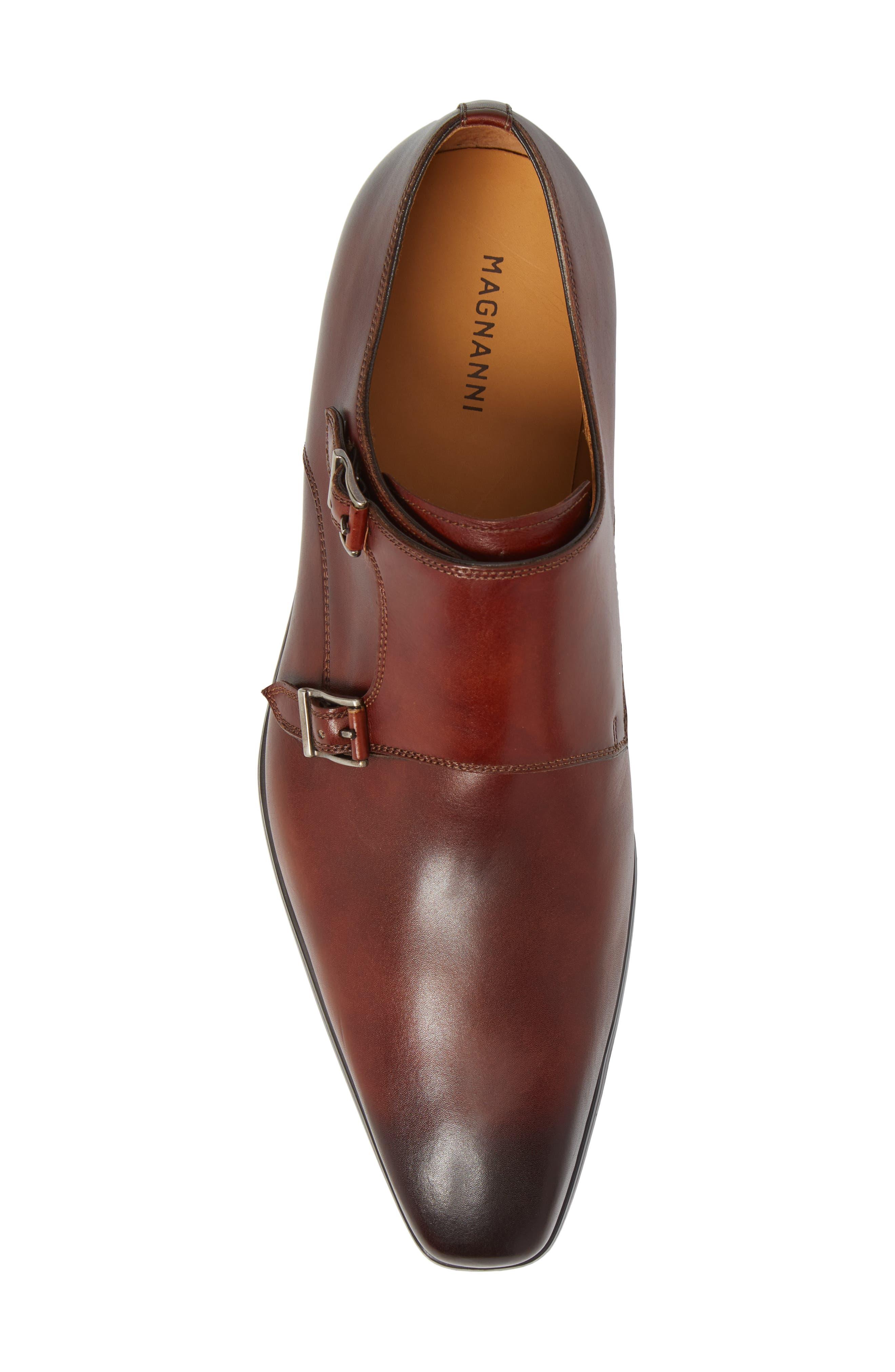 Ramolo Double Monk Strap Shoe,                             Alternate thumbnail 10, color,