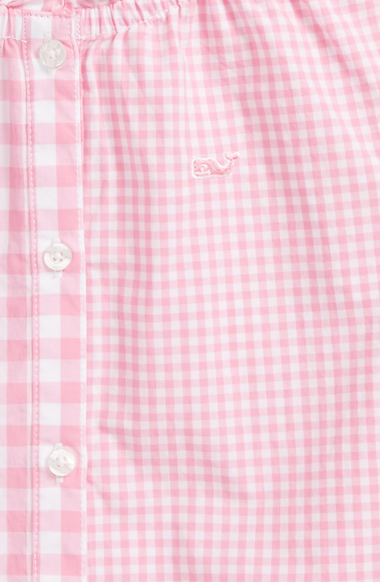 Gingham Top,                             Alternate thumbnail 2, color,                             654