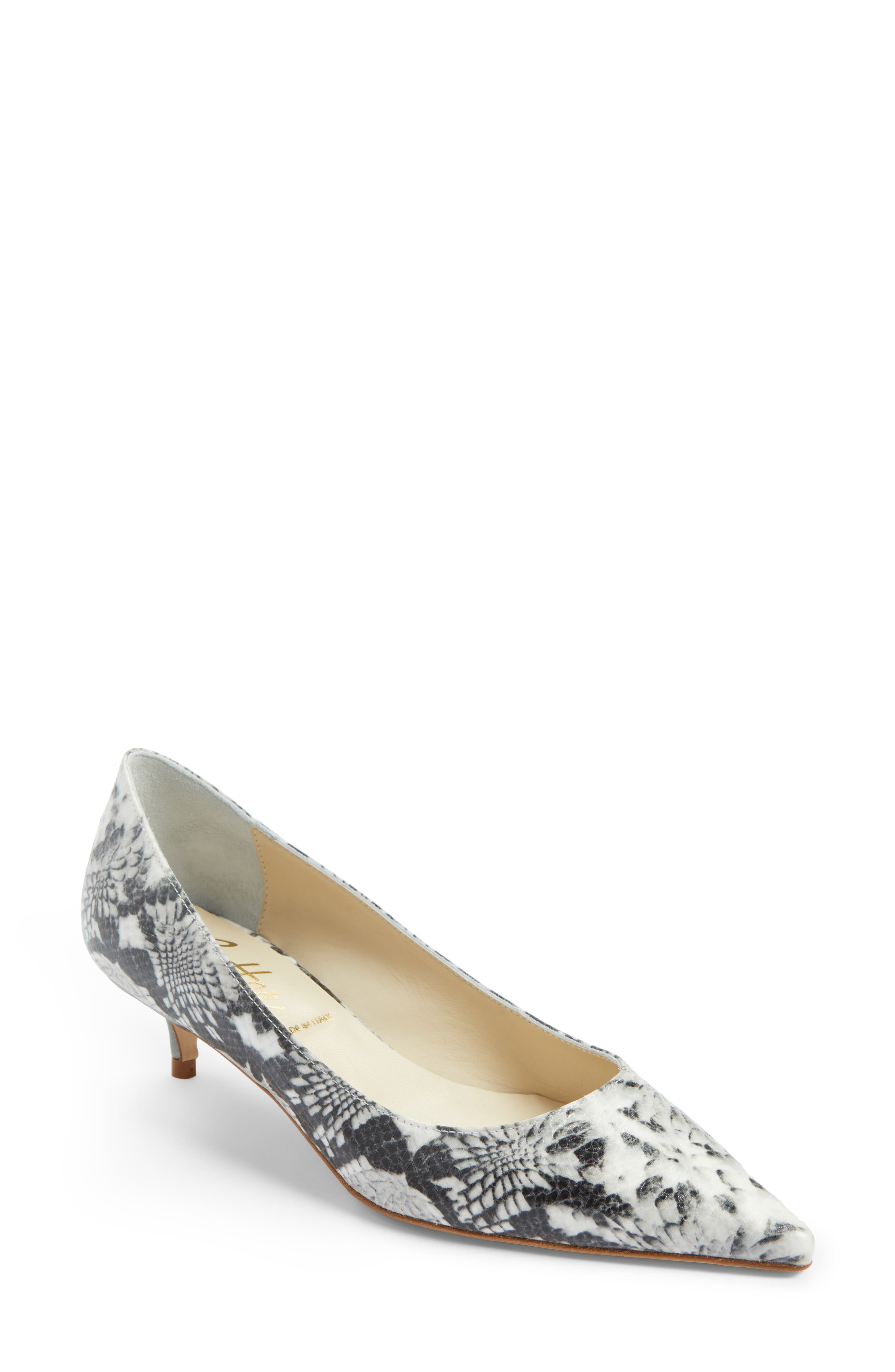 Butter Born Pointy Toe Pump,                             Main thumbnail 2, color,