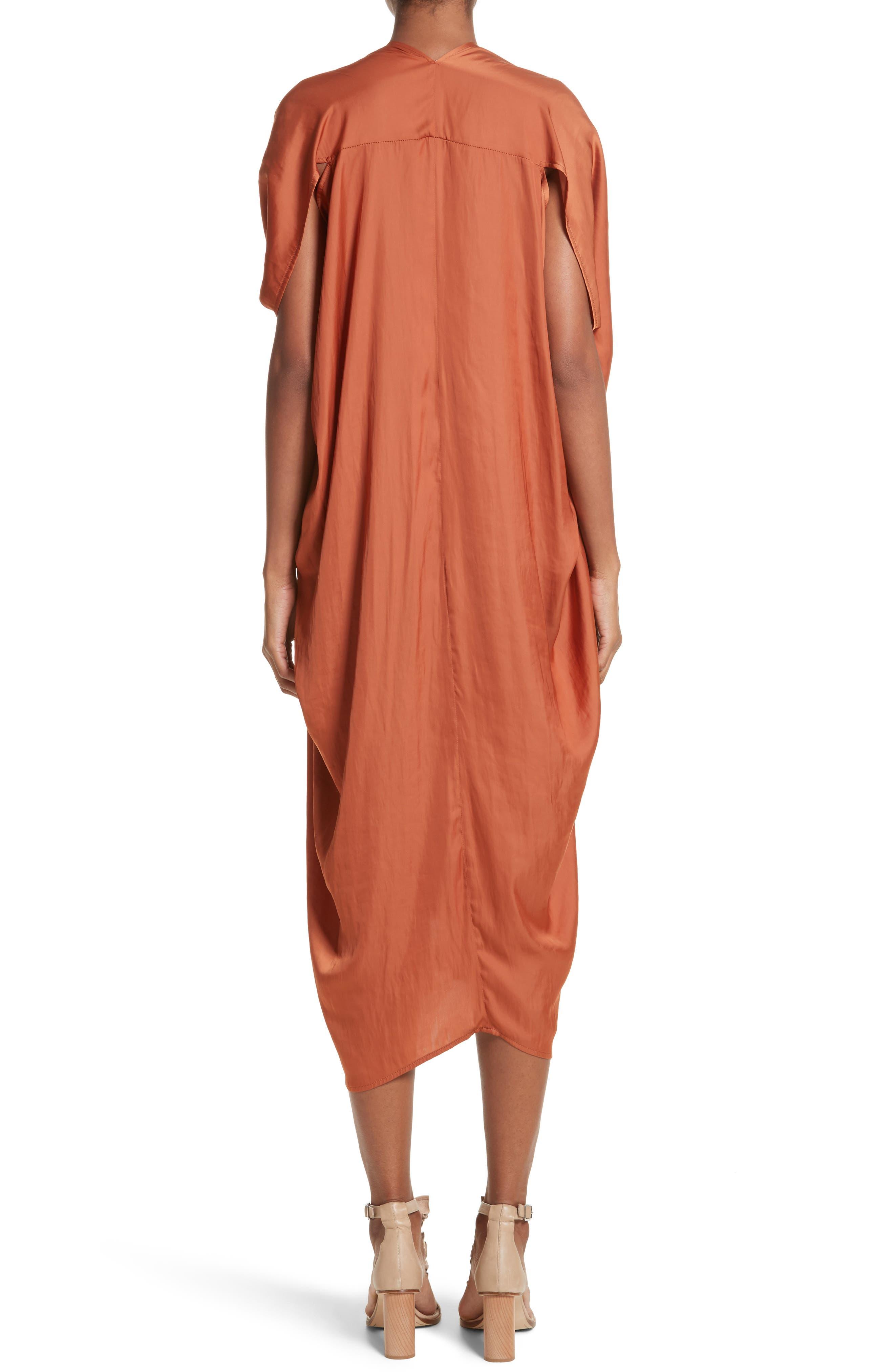 Drape Drift Dress,                             Alternate thumbnail 2, color,                             800