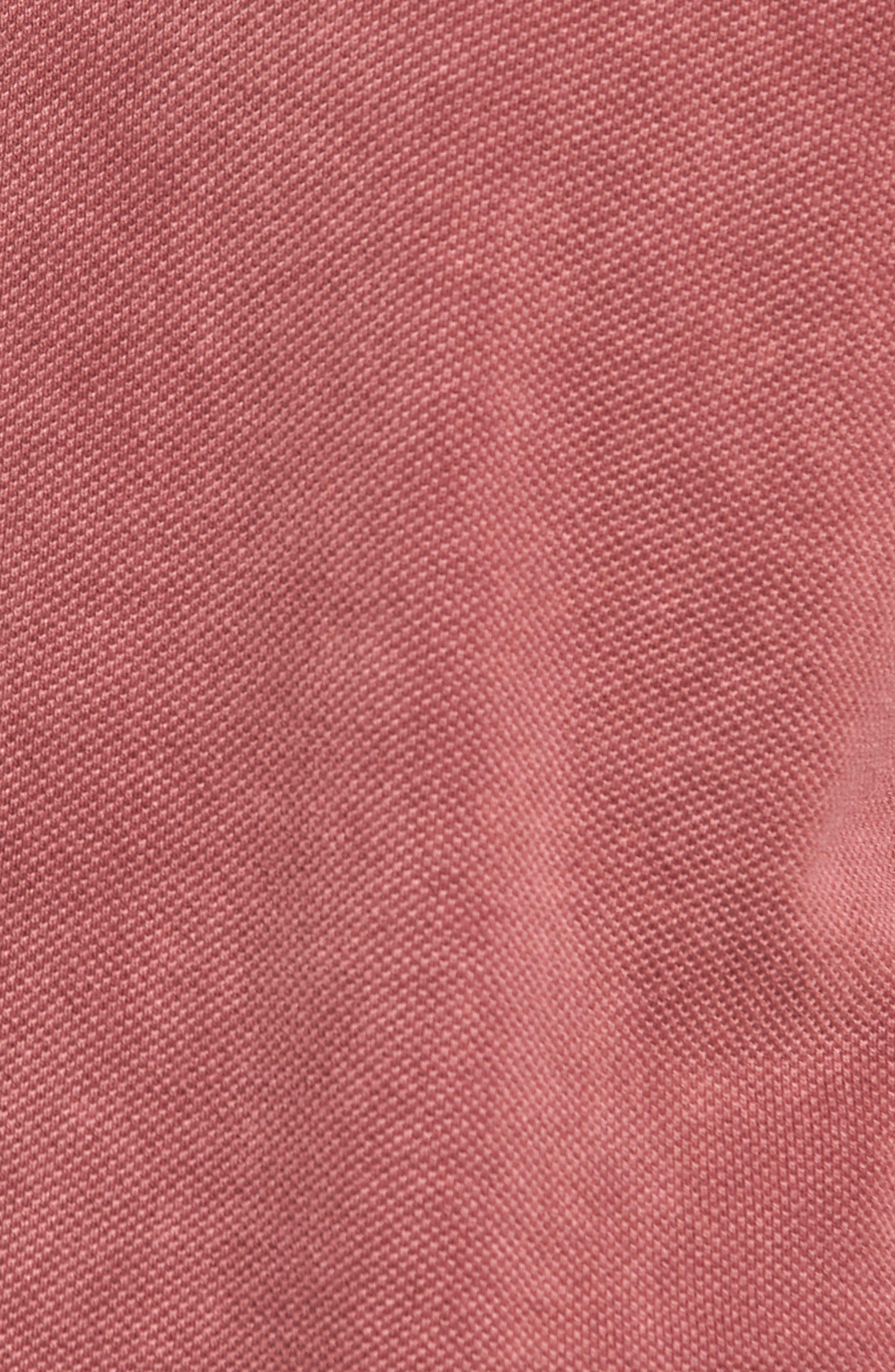 Washed Piqué Polo,                             Alternate thumbnail 14, color,