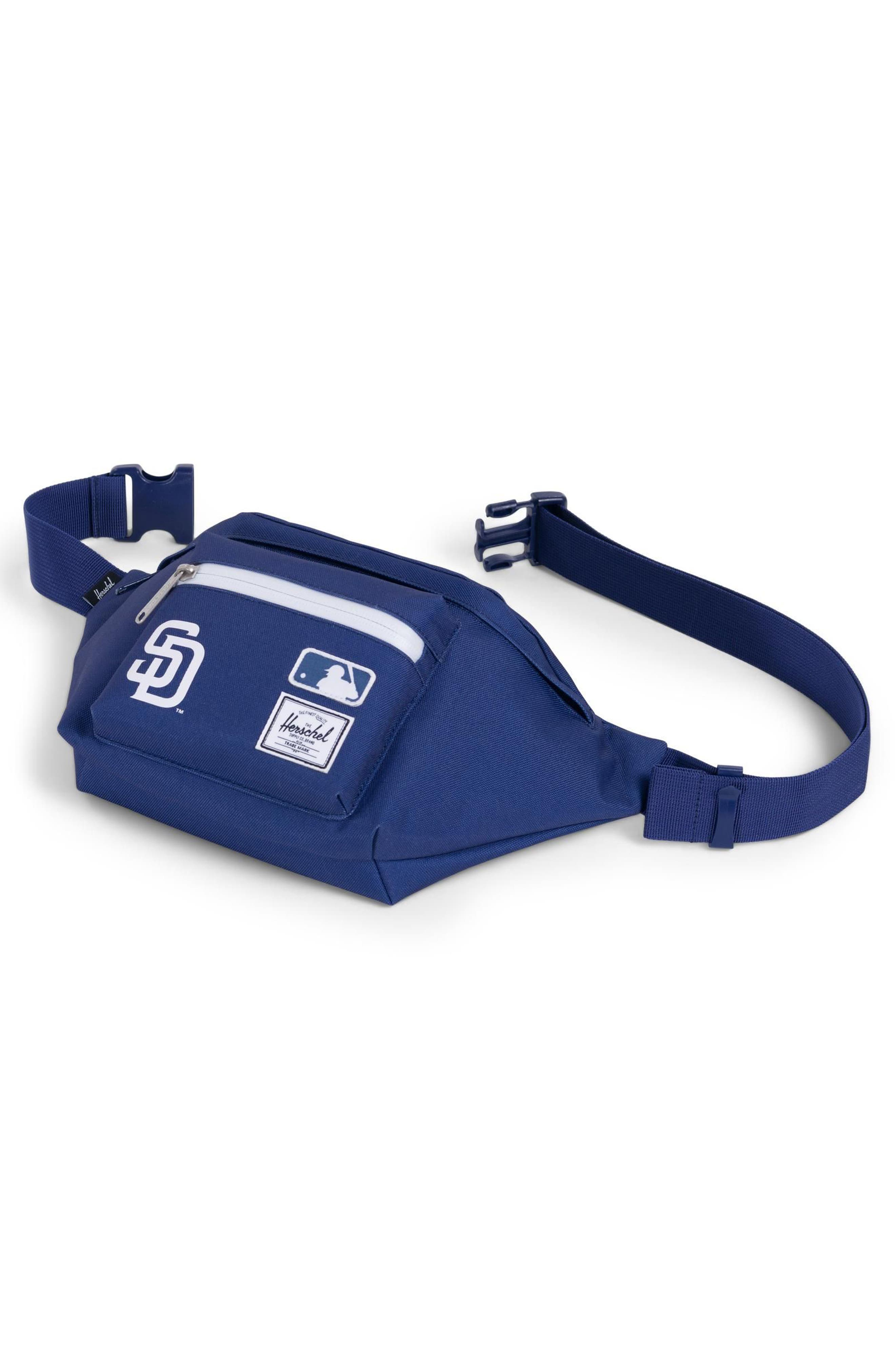 MLB National League Hip Pack,                             Alternate thumbnail 3, color,                             SAN DIEGO PADRES