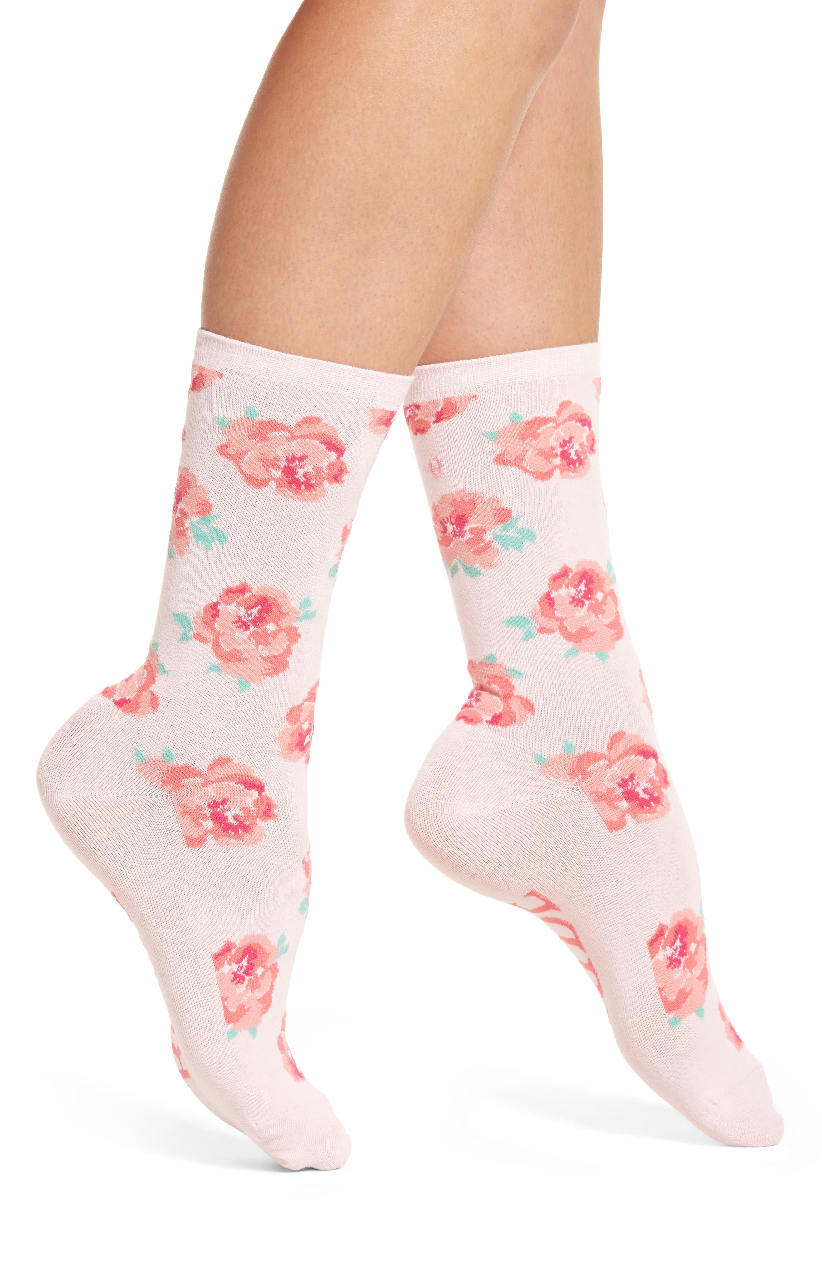 Bride Crew Socks,                             Main thumbnail 1, color,                             680