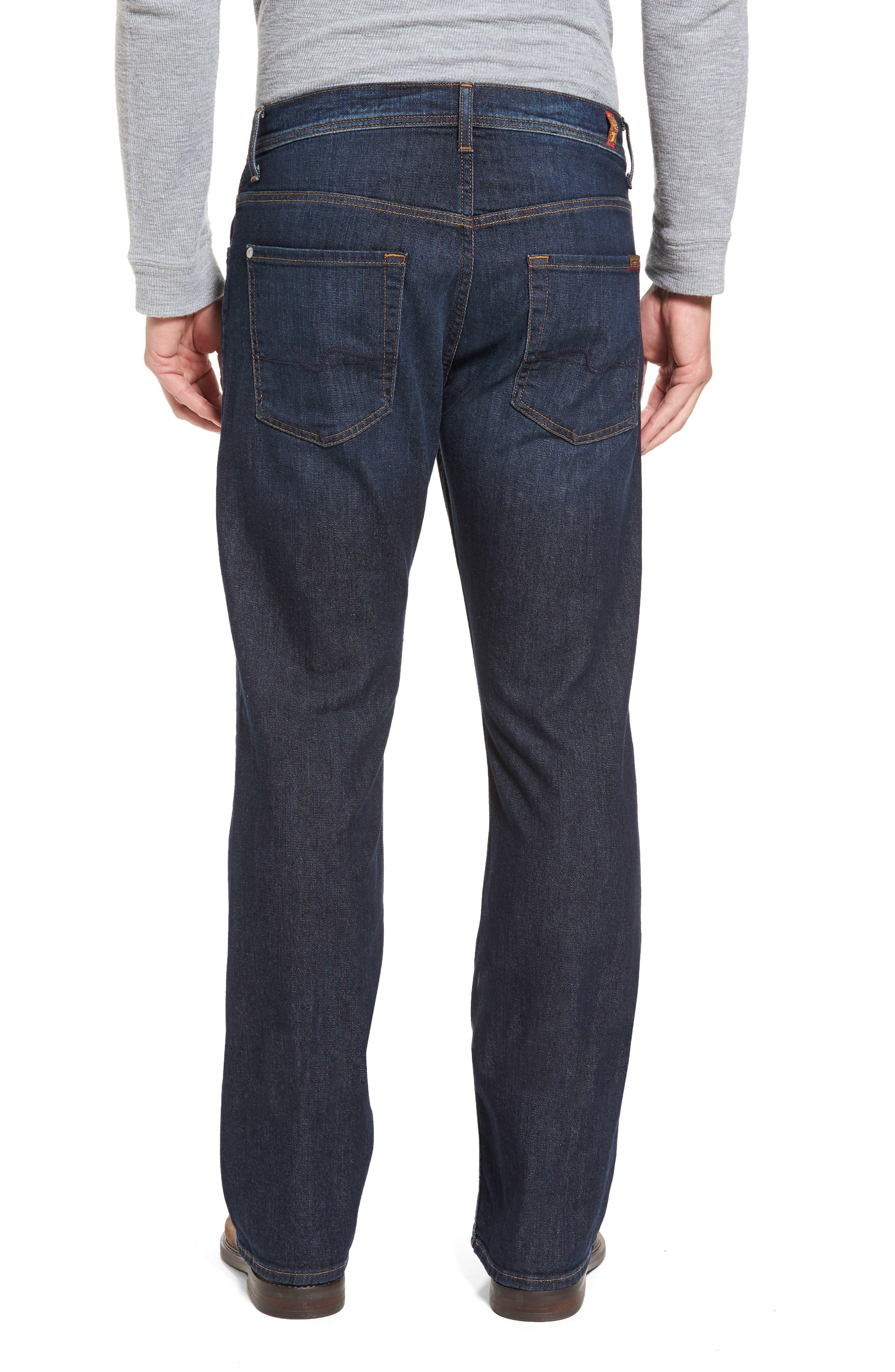 Brett Bootcut Jeans,                             Alternate thumbnail 2, color,                             402
