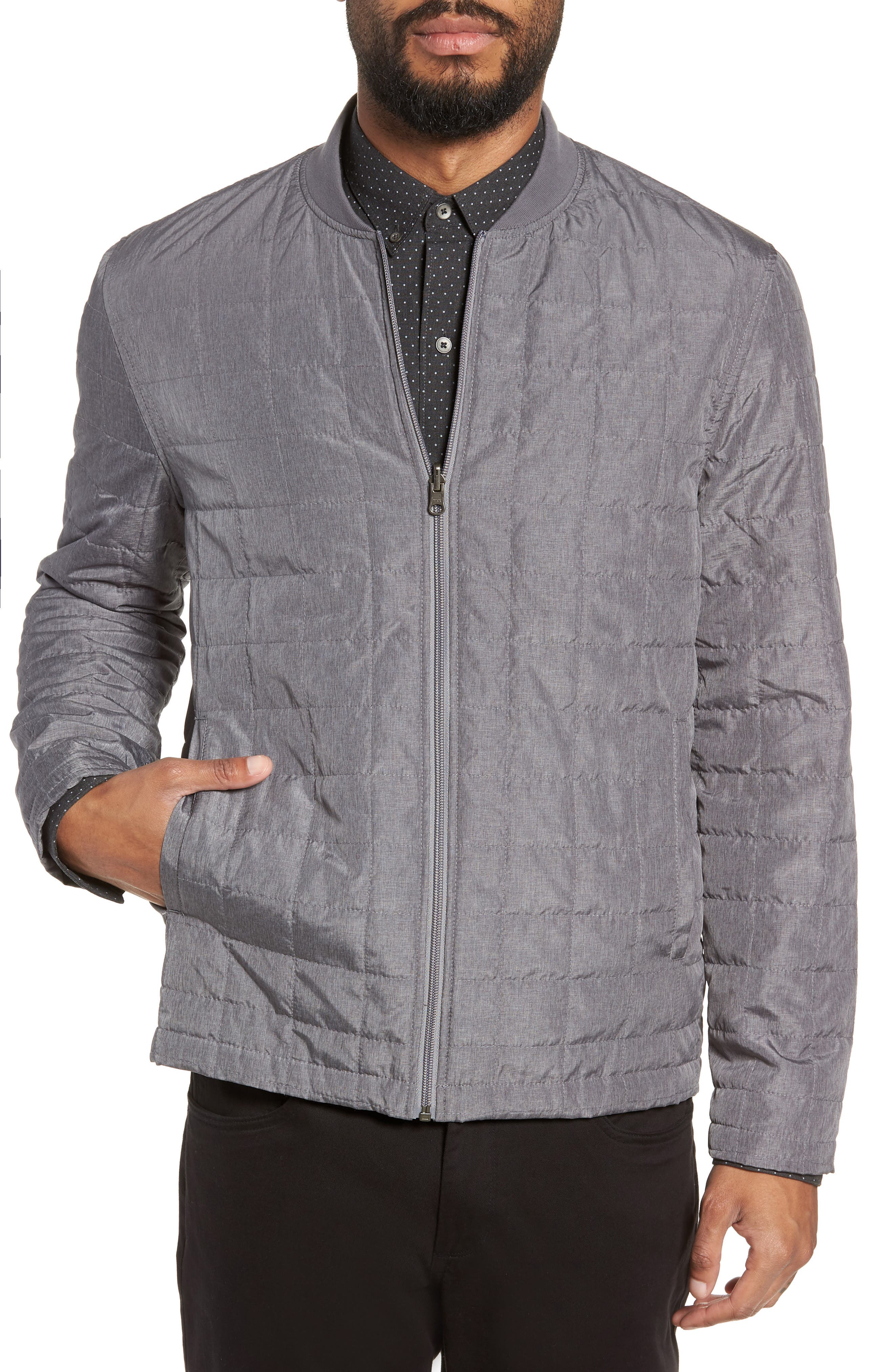 Kilo 3-in-1 Peacoat with Removable Quilted Jacket,                             Alternate thumbnail 2, color,                             OLIVE