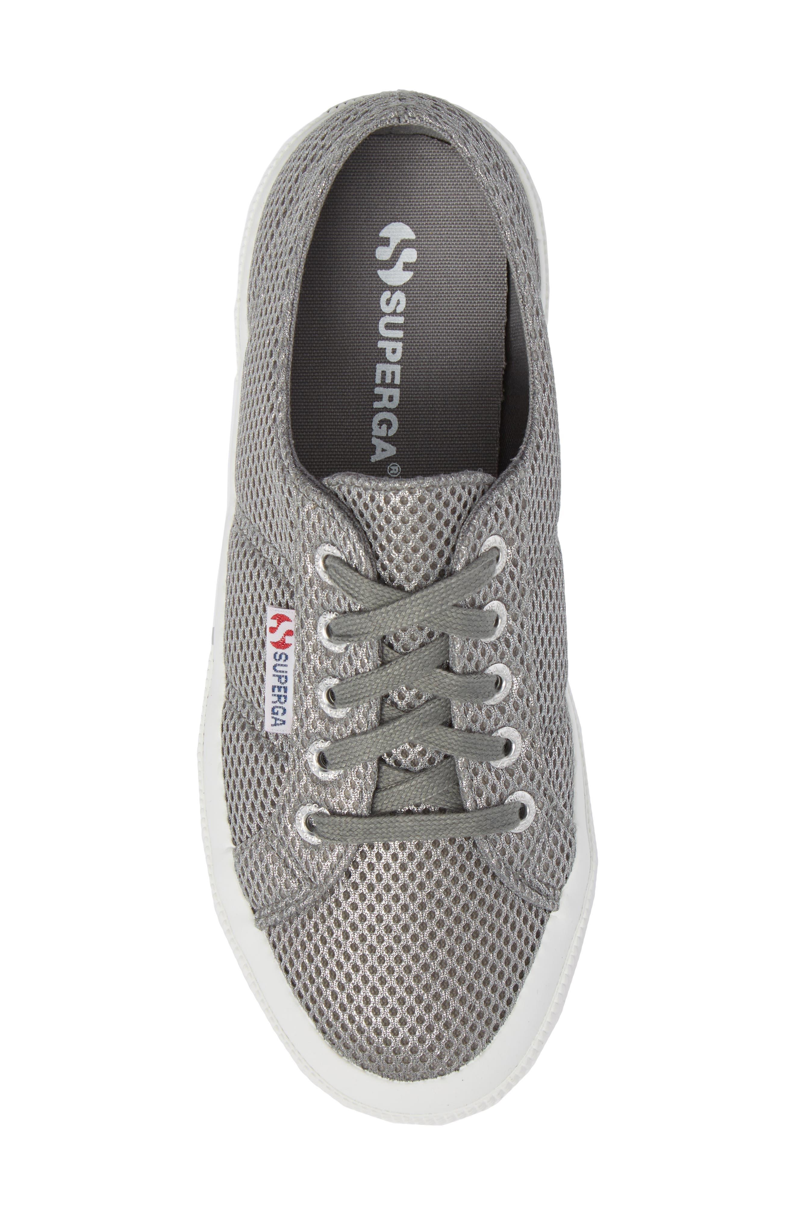 2750 Metallic Sneaker,                             Alternate thumbnail 5, color,                             044