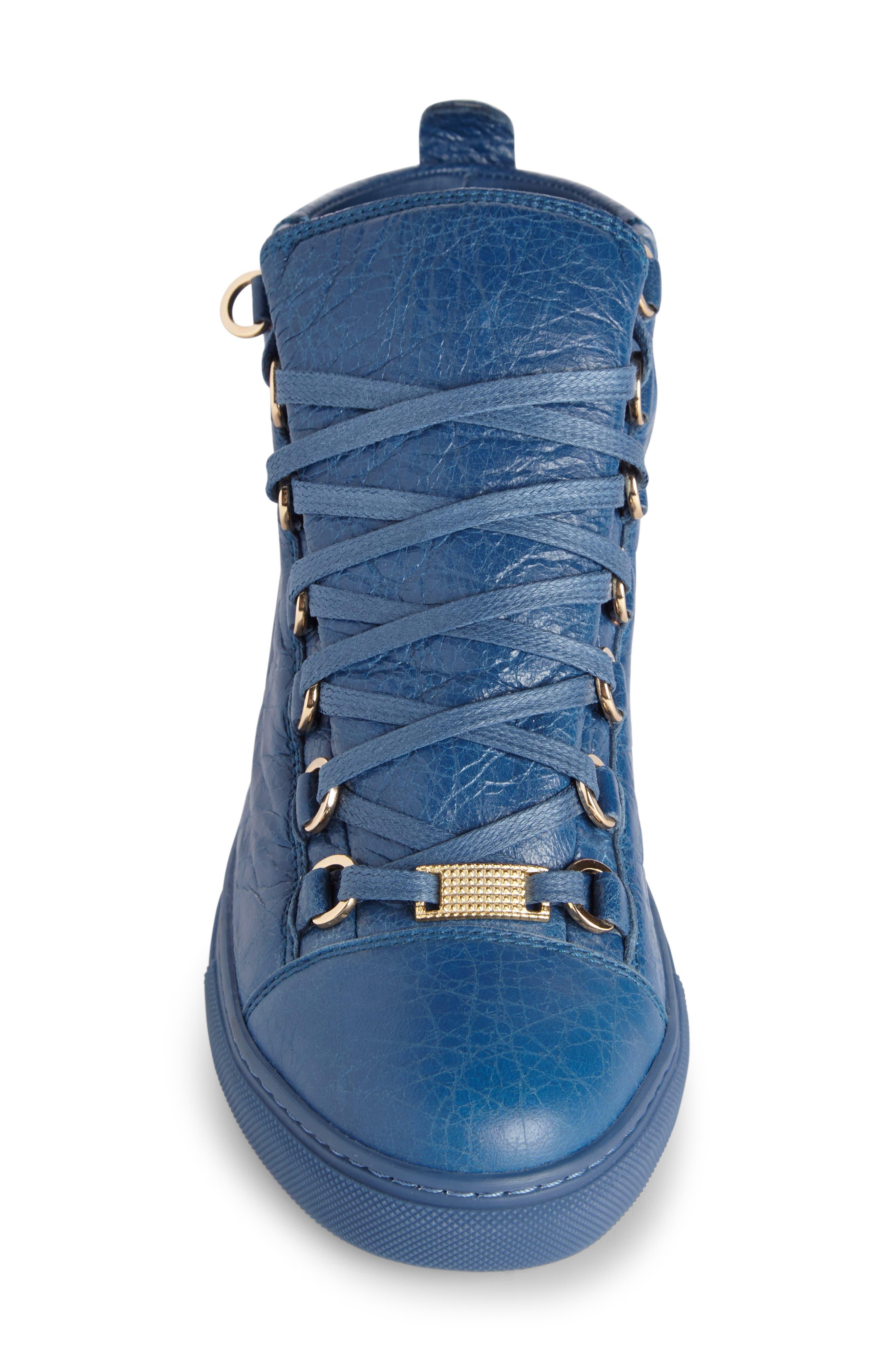 High Top Sneaker,                             Alternate thumbnail 28, color,
