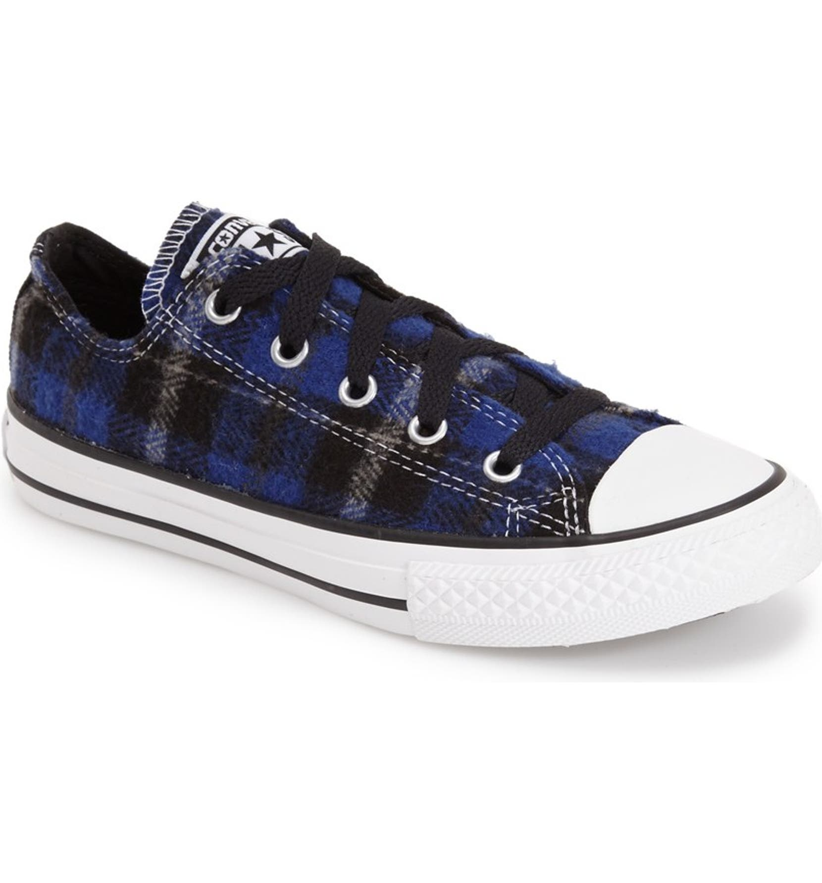 367285942c39 Converse Chuck Taylor® All Star®  Ox  Plaid Sneaker (Toddler