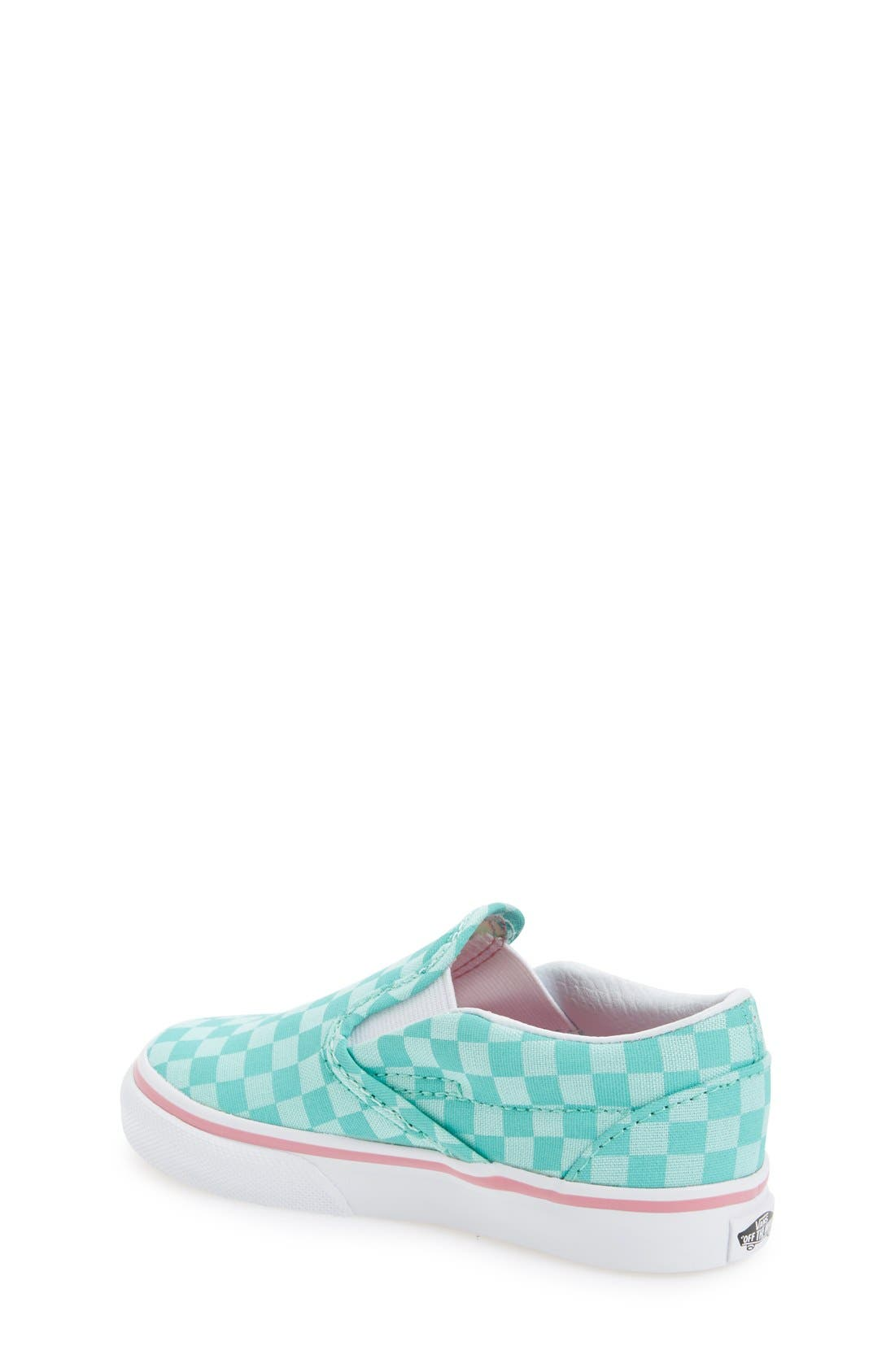 VANS,                             Classic Slip-On Sneaker,                             Alternate thumbnail 3, color,                             300
