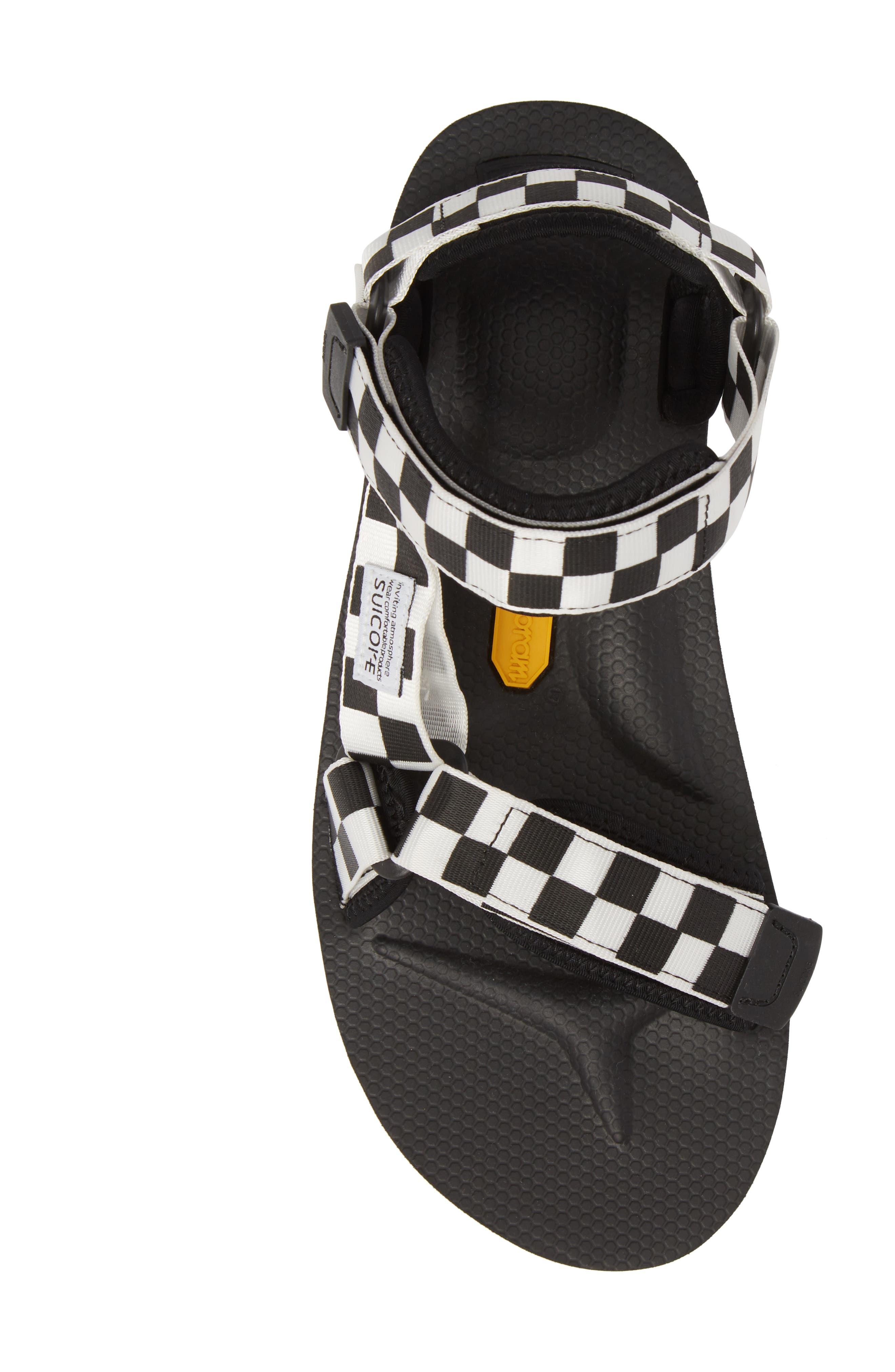 Depa Sport Sandal,                             Alternate thumbnail 5, color,                             BLACK