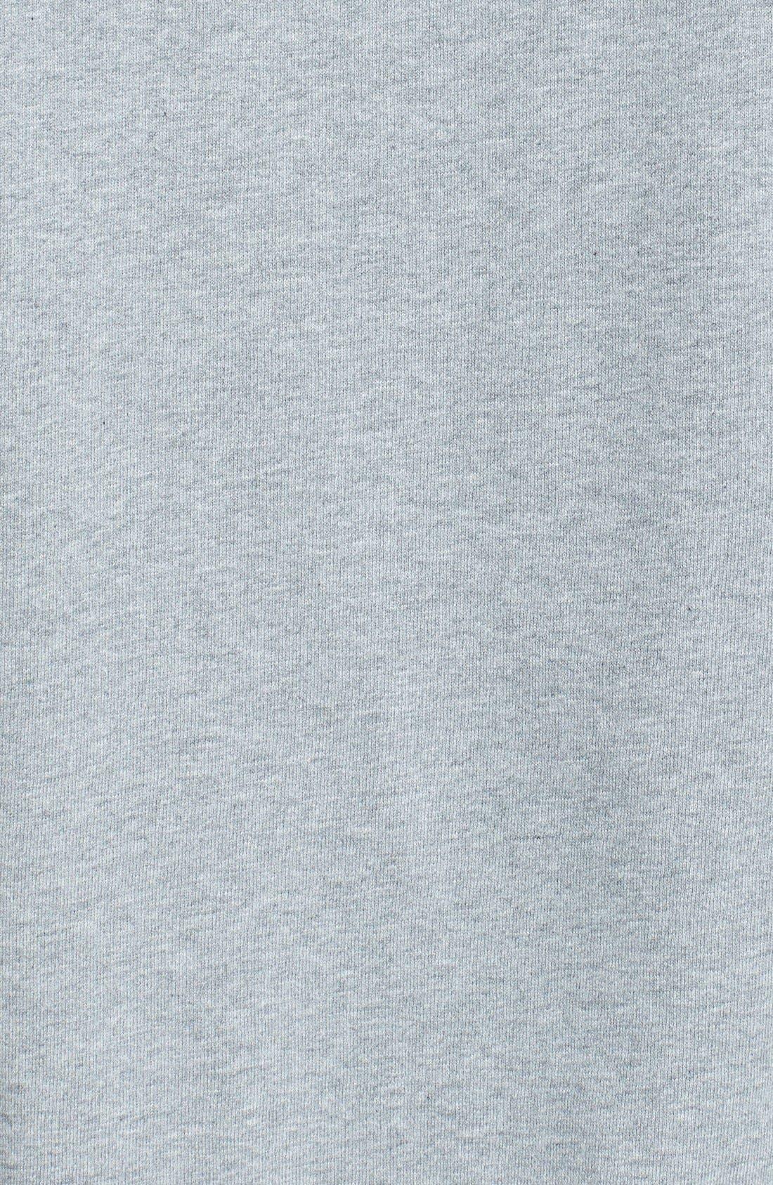 'Boston Red Sox' Crewneck Sweatshirt,                             Alternate thumbnail 2, color,                             061