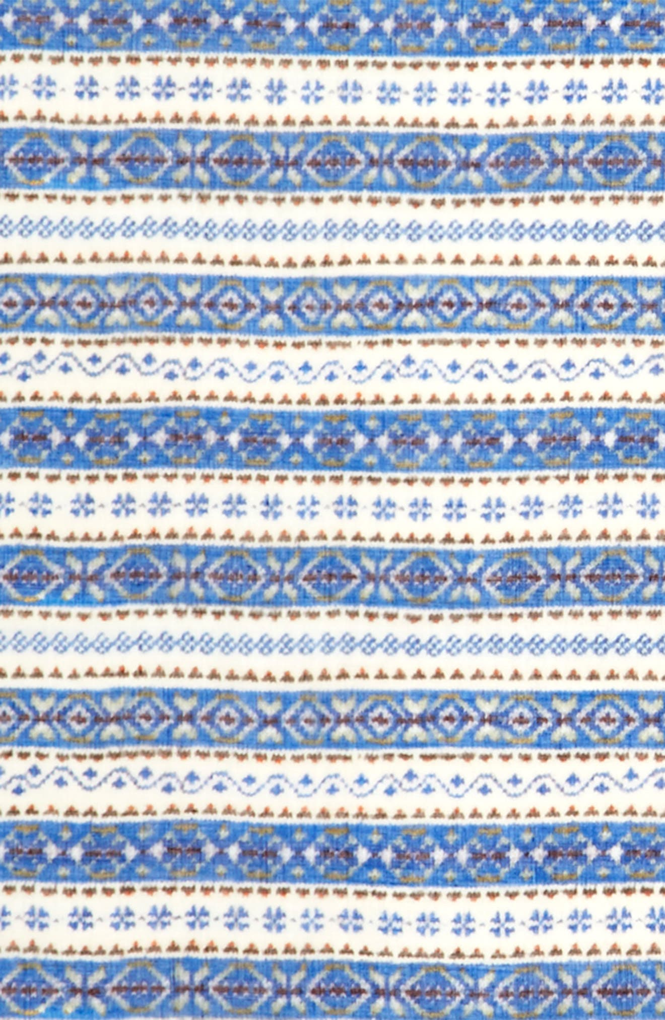 Fair Isle Scarf,                             Alternate thumbnail 3, color,                             400